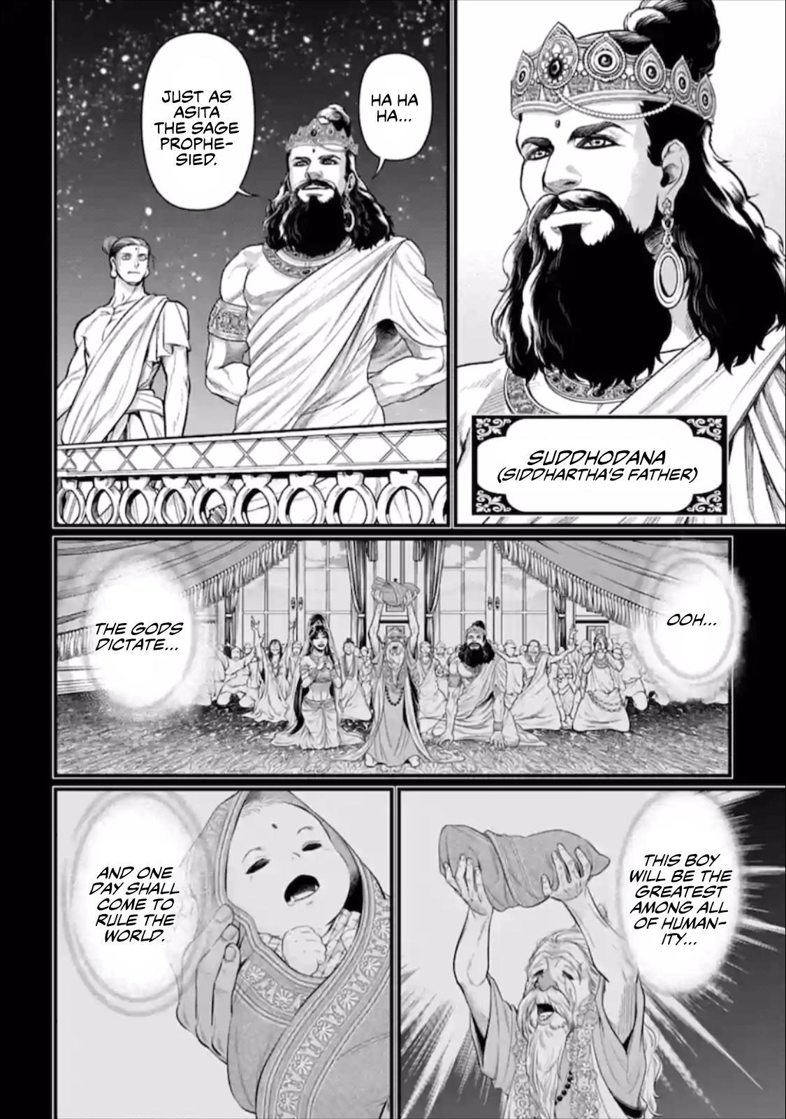 Shuumatsu no Valkyrie, Chapter 47 image 019