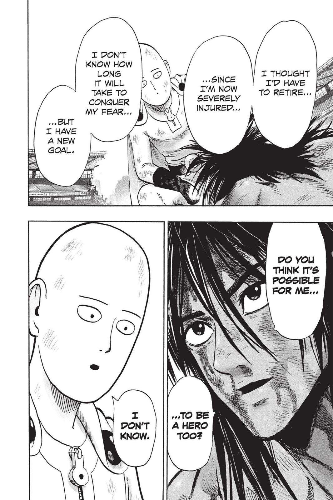 One-Punch Man, Chapter 75 image 038