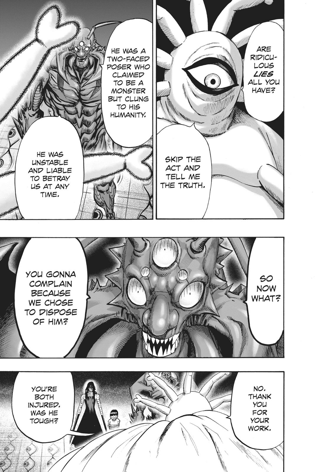One-Punch Man, Chapter 90 image 027
