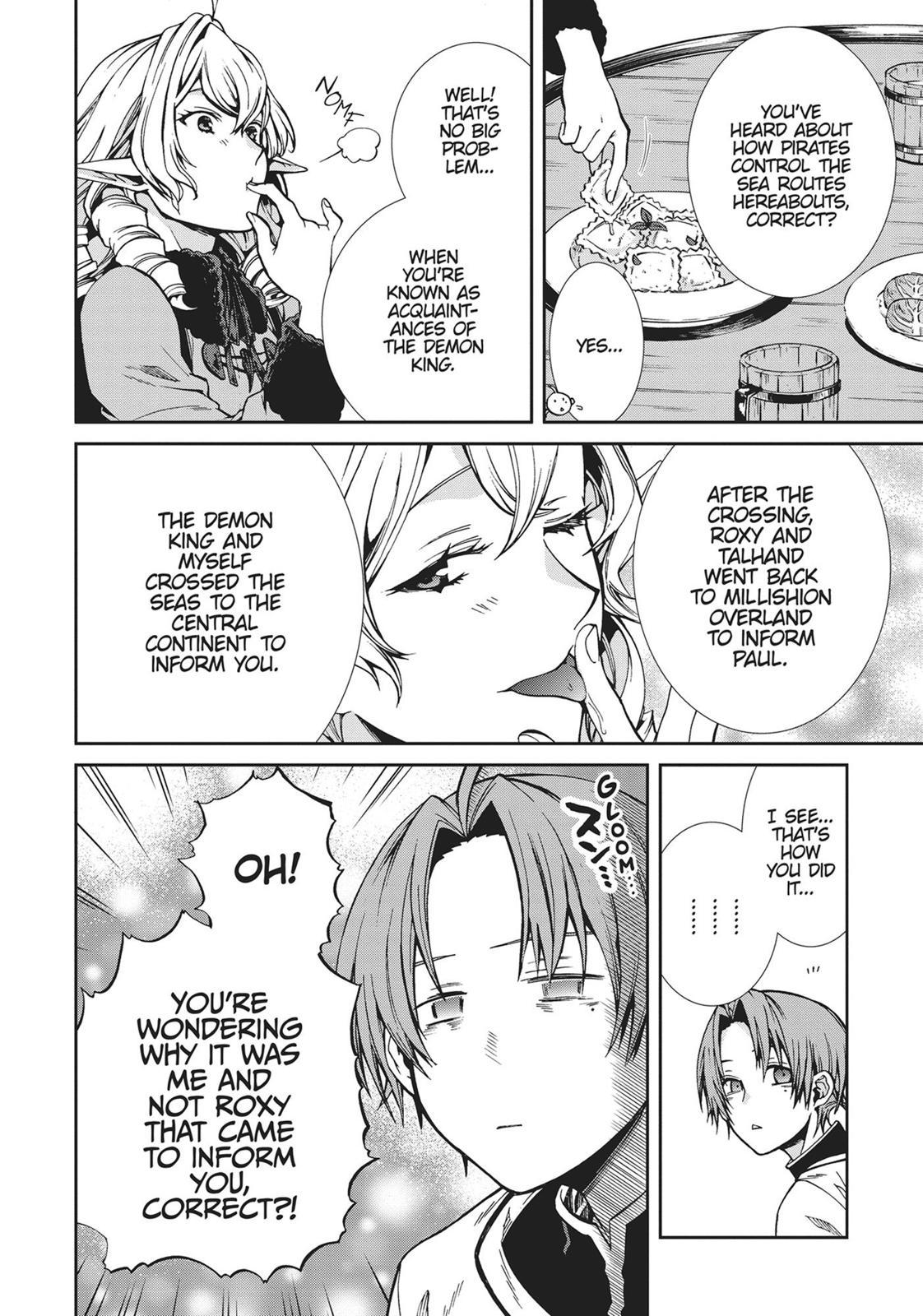 Mushoku Tensei, Chapter 53 image 006