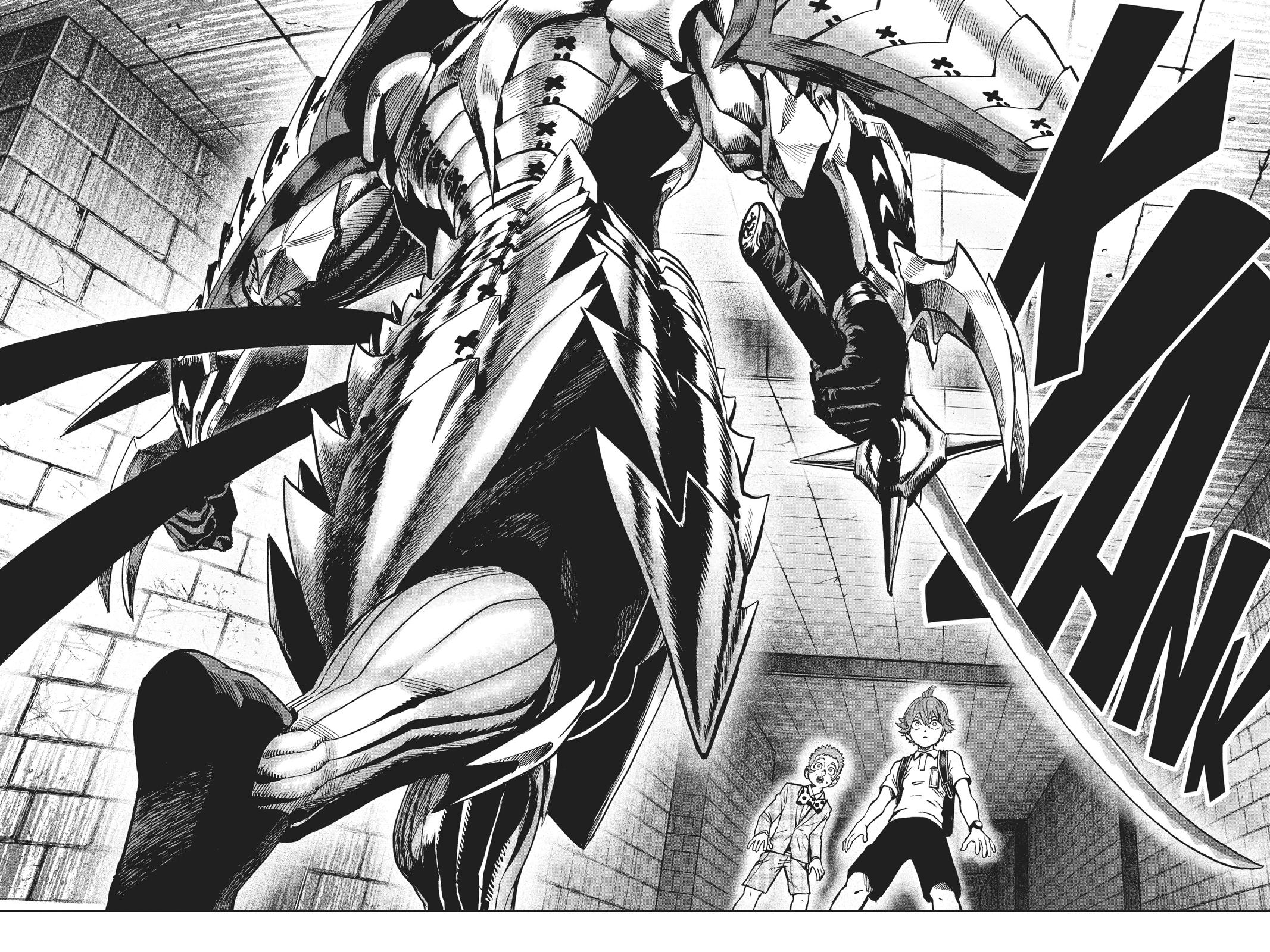 One-Punch Man, Chapter 101 image 002