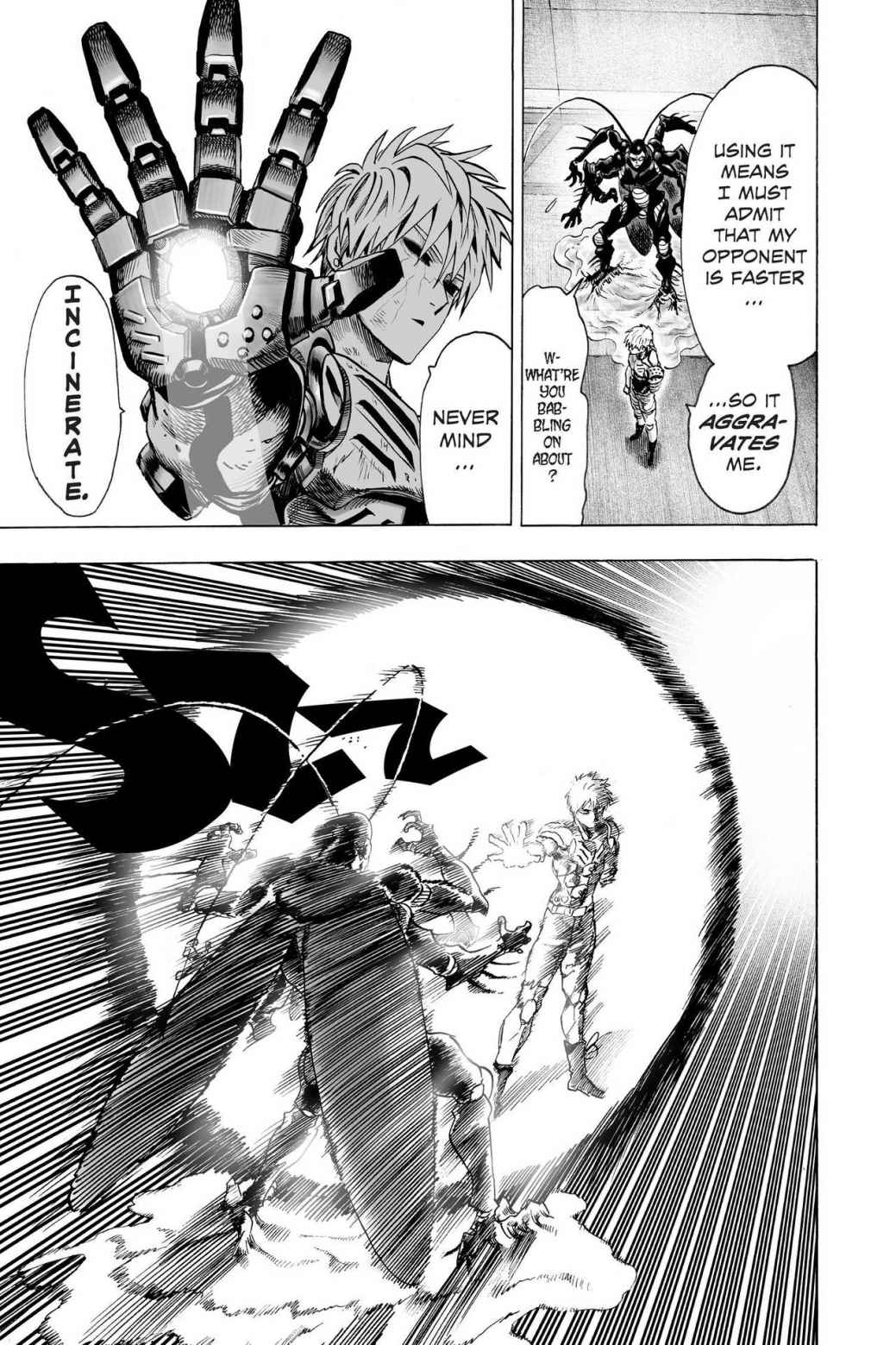 One-Punch Man, Chapter 64 image 024