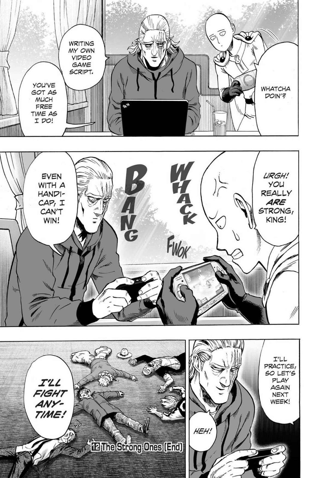 One-Punch Man, Chapter 67.5 image 016