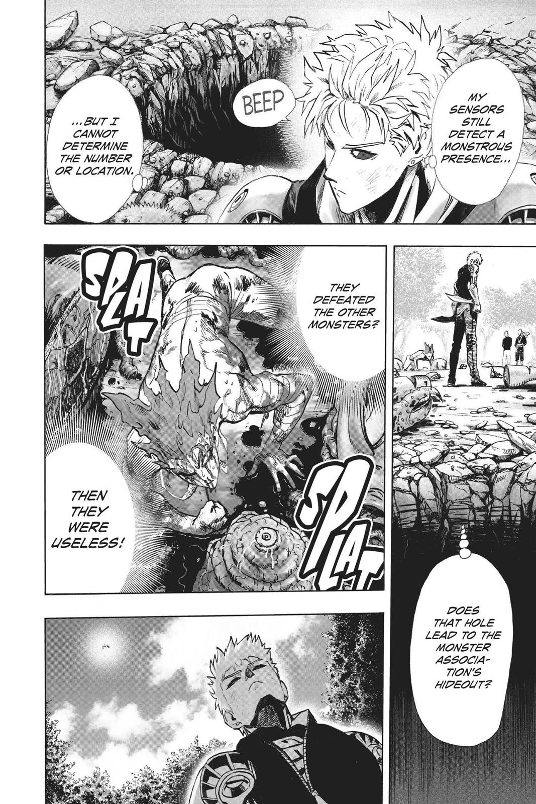 One-Punch Man, Chapter 84 image 018