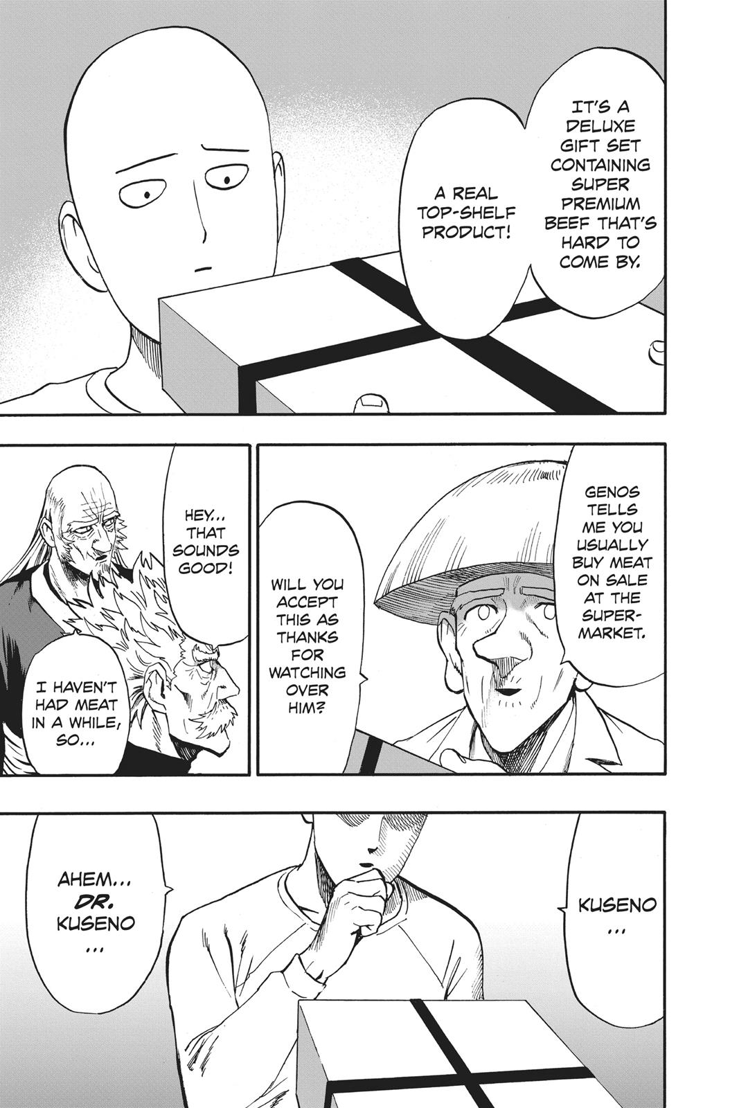 One-Punch Man, Chapter 90 image 023