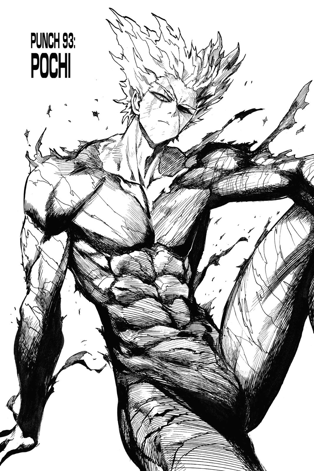 One-Punch Man, Chapter 93 image 001