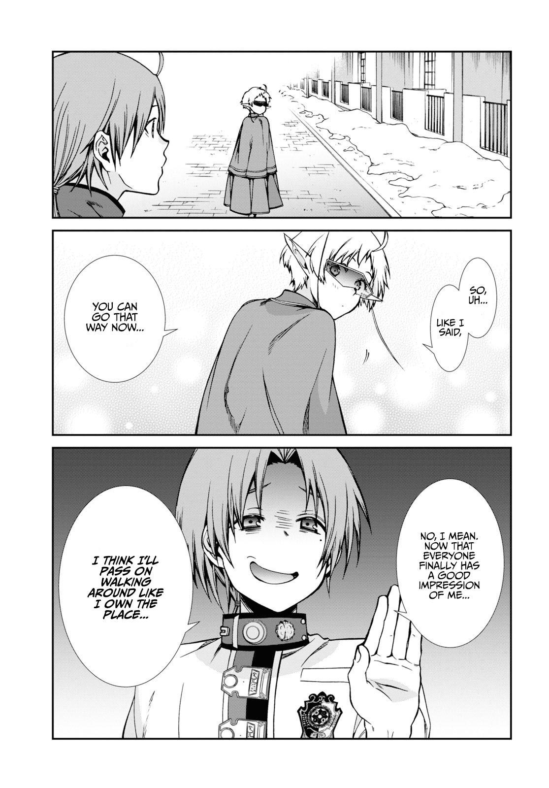 Mushoku Tensei, Chapter 70 image 028