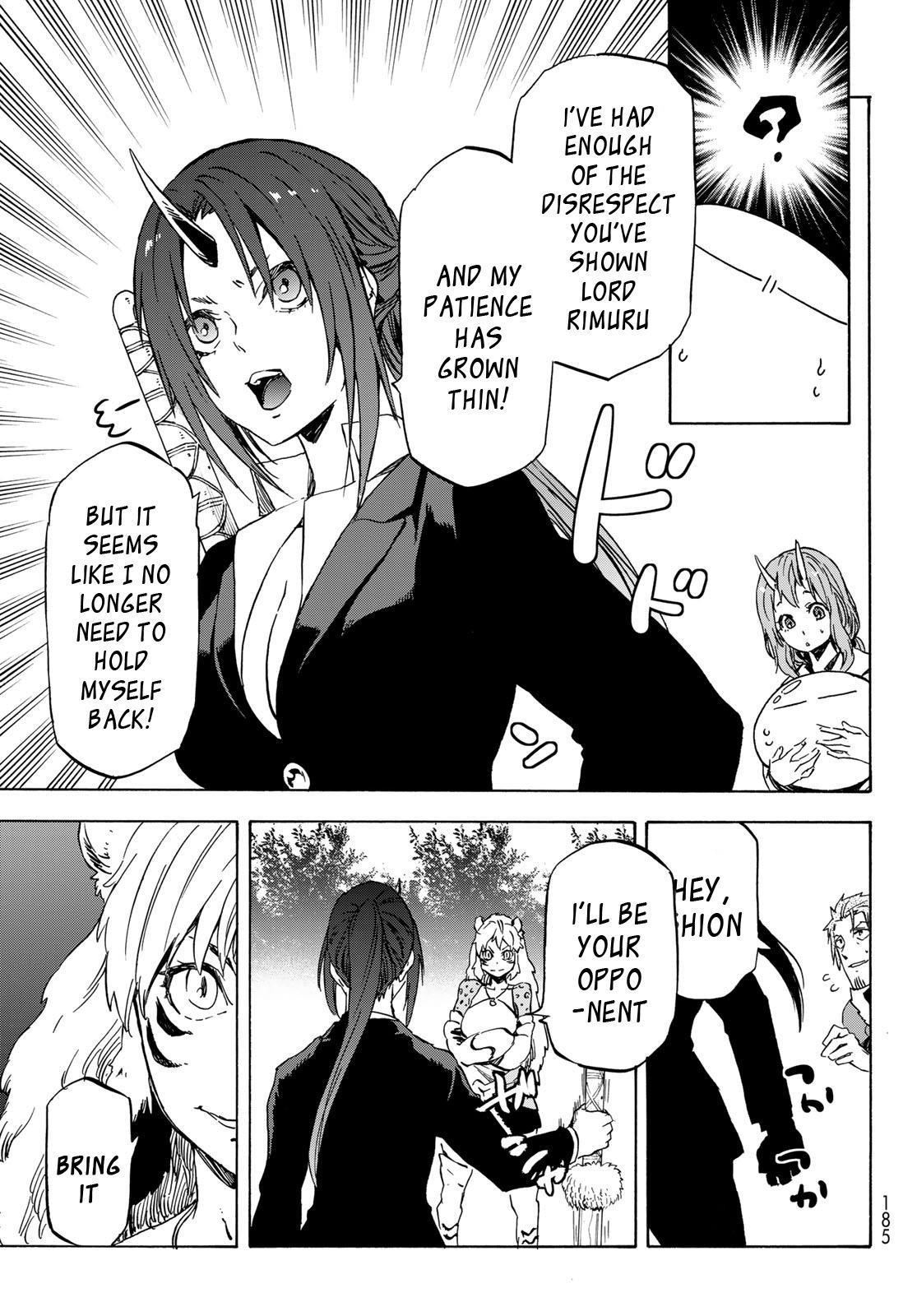 Tensei shitara Slime Datta Ken, Chapter 40 image 030