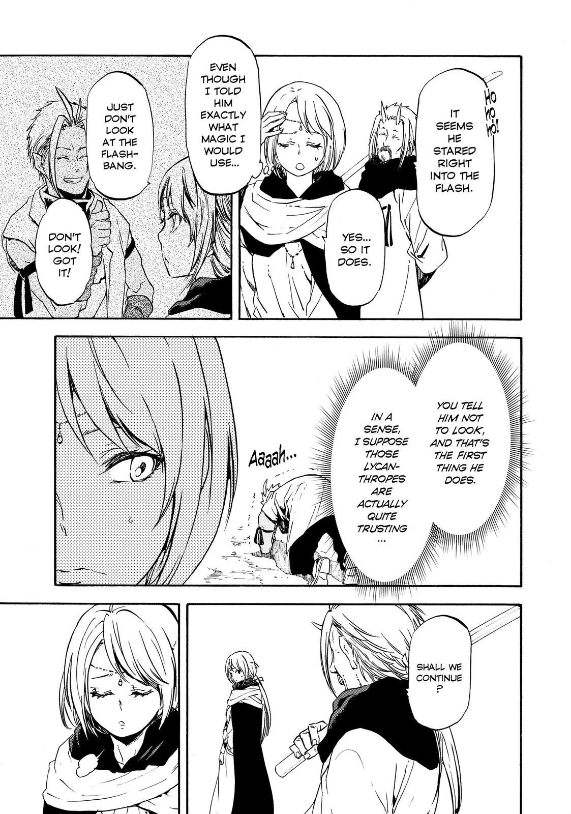 Tensei shitara Slime Datta Ken, Chapter 56 image 017