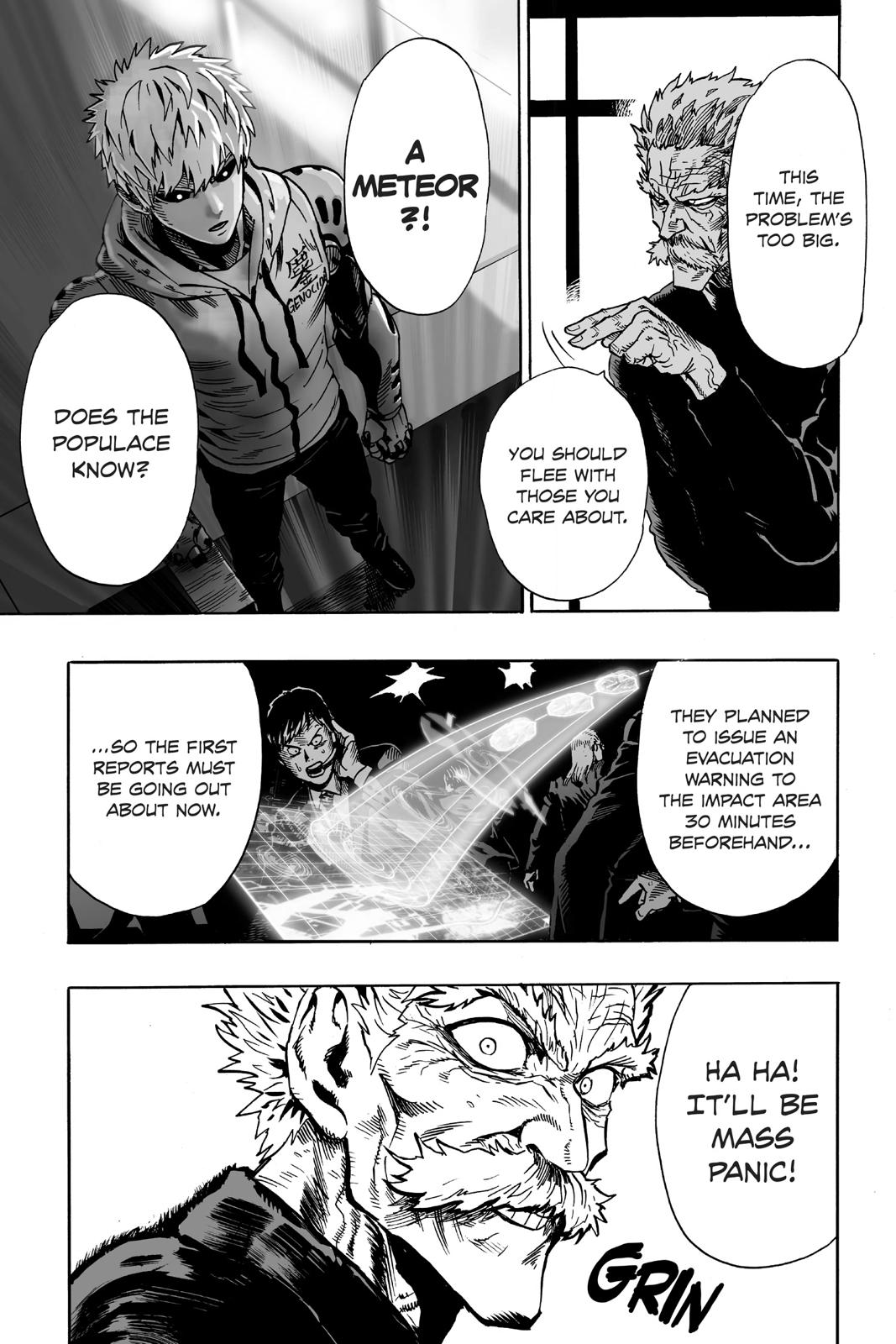 One-Punch Man, Chapter 21 image 018