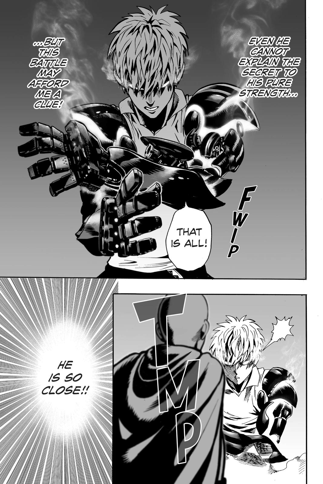 One-Punch Man, Chapter 17 image 021