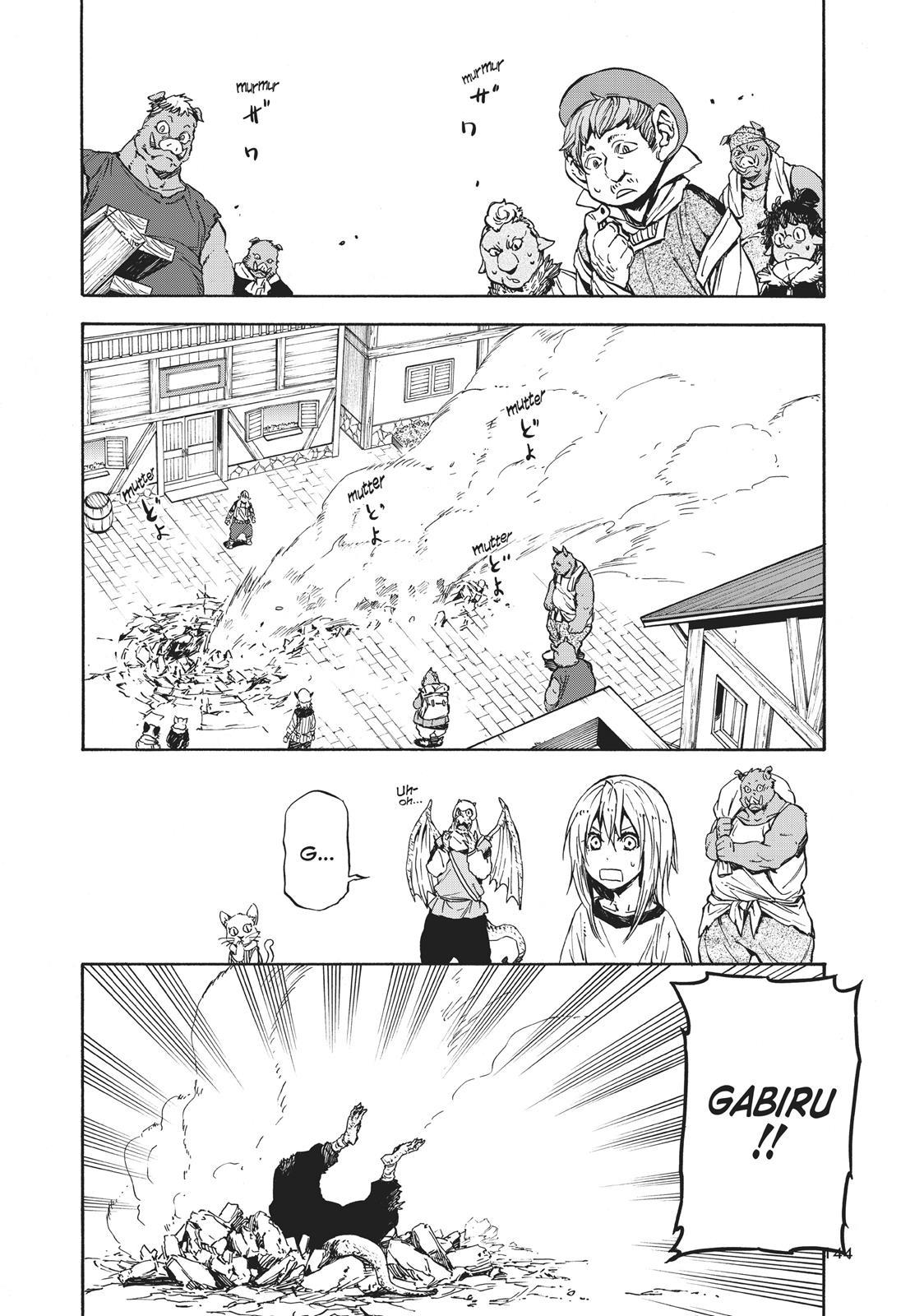 Tensei shitara Slime Datta Ken, Chapter 31 image 021