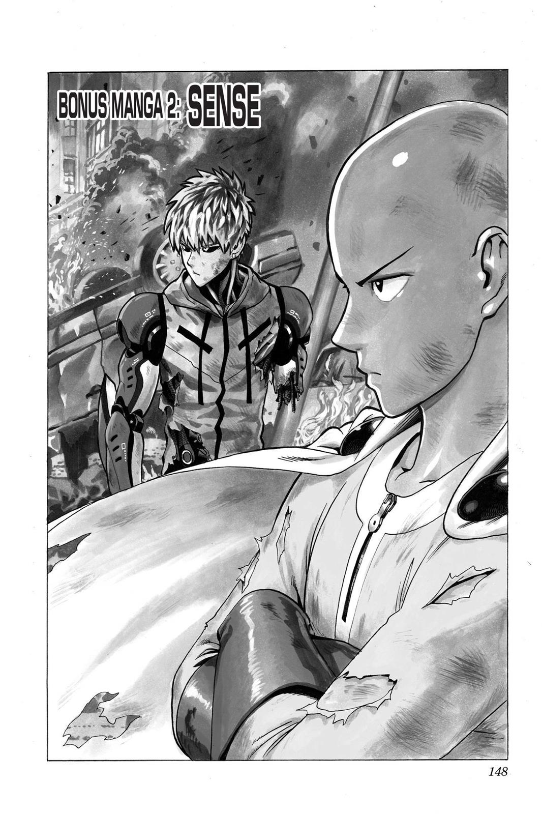 One-Punch Man, Chapter 55.6 image 001