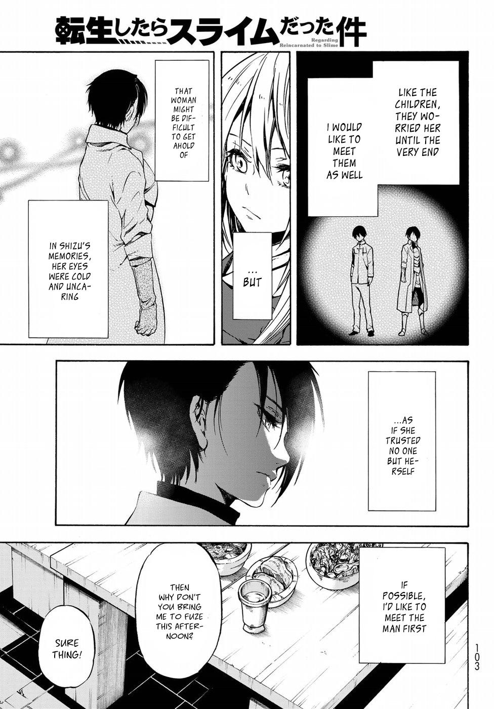 Tensei shitara Slime Datta Ken, Chapter 44 image 006