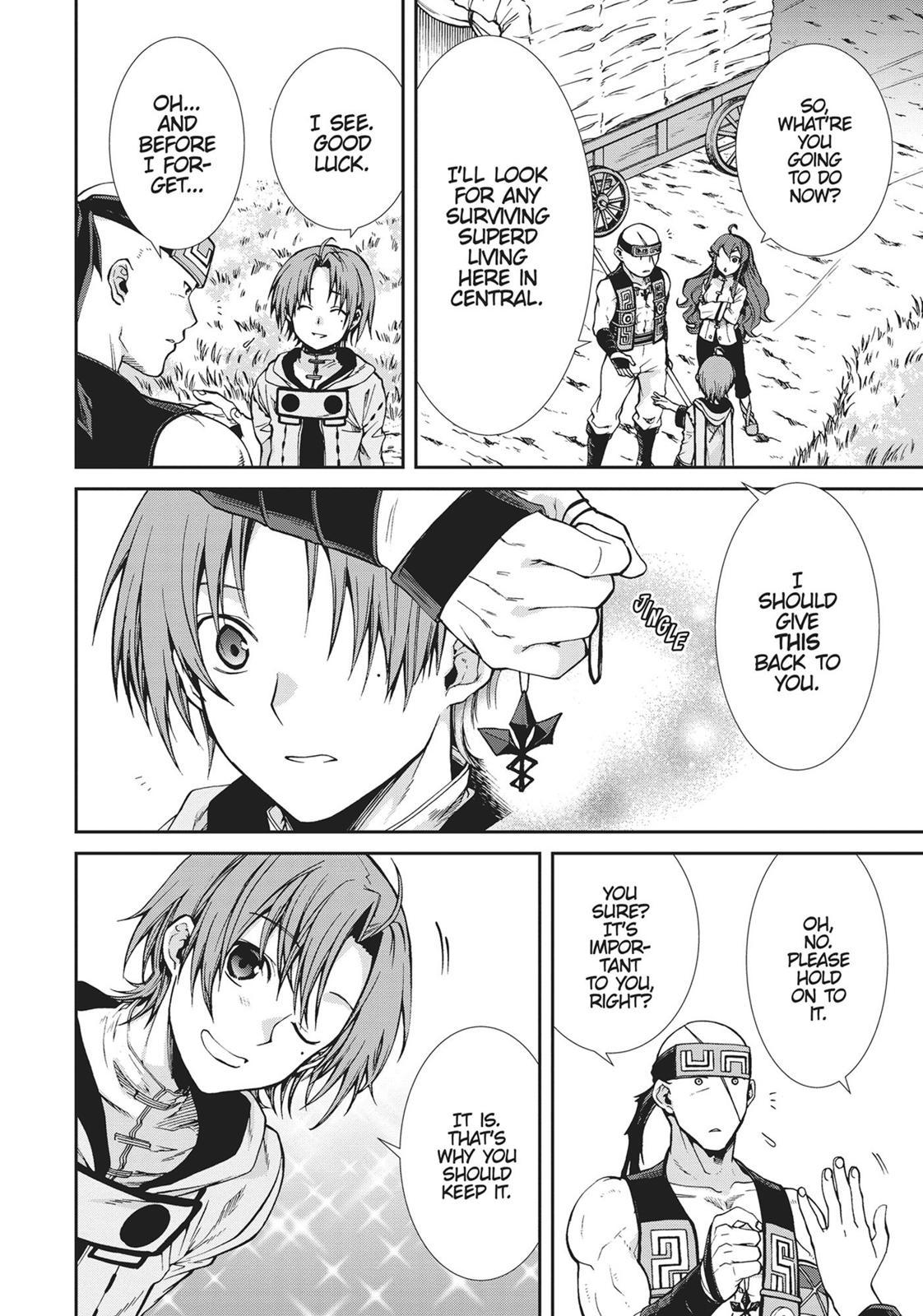 Mushoku Tensei, Chapter 49 image 027
