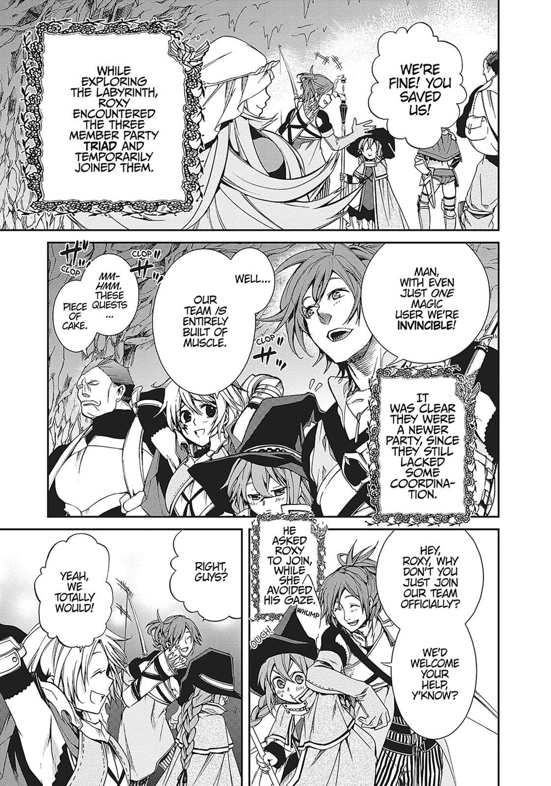 Mushoku Tensei, Chapter 13 image 009