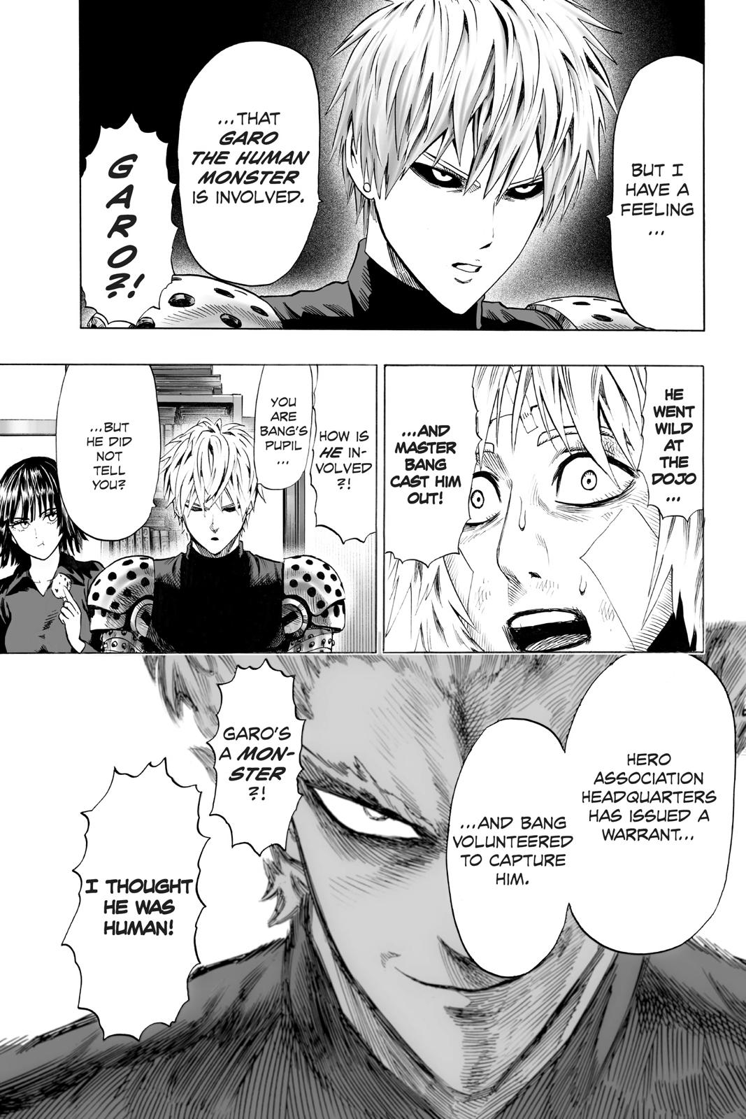 One-Punch Man, Chapter 46 image 005