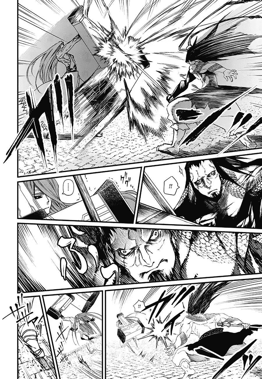 Shuumatsu no Valkyrie, Chapter 2 image 017