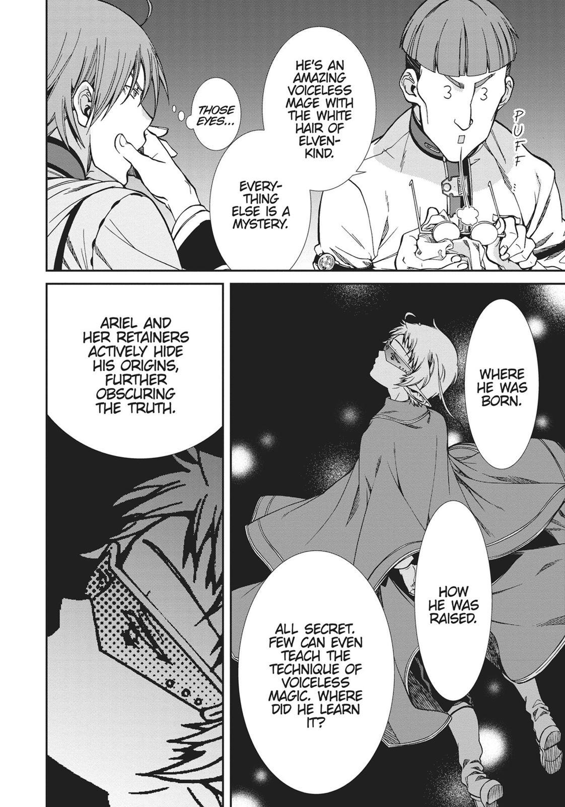 Mushoku Tensei, Chapter 56 image 022