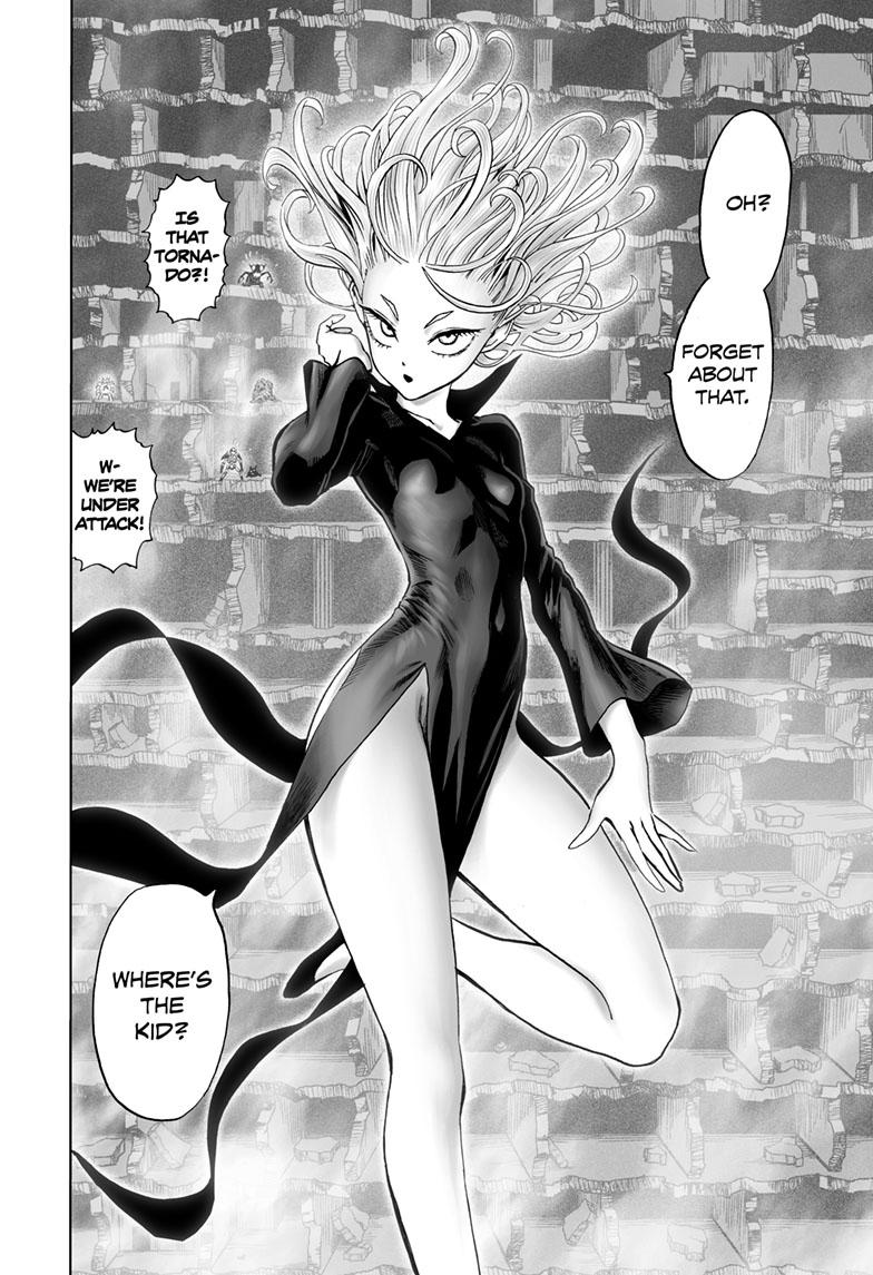 One-Punch Man, Chapter 125 image 012