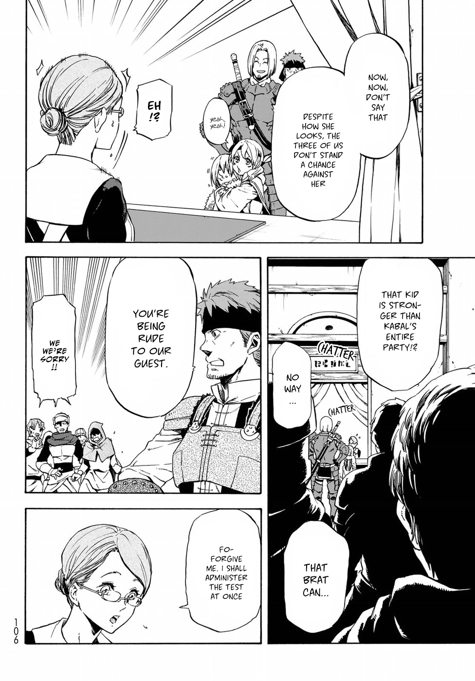Tensei shitara Slime Datta Ken, Chapter 44 image 009