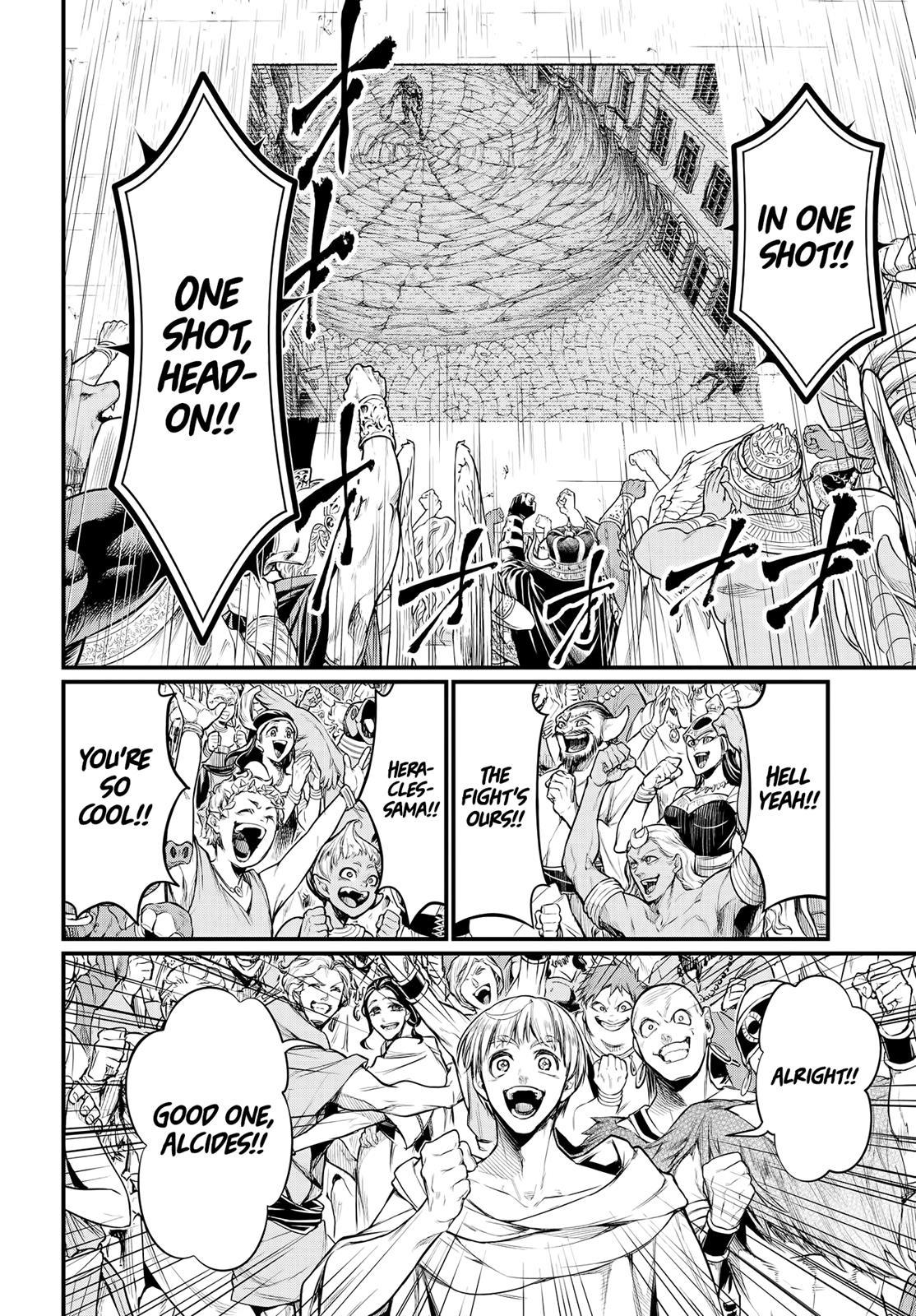 Shuumatsu no Valkyrie, Chapter 24 image 017