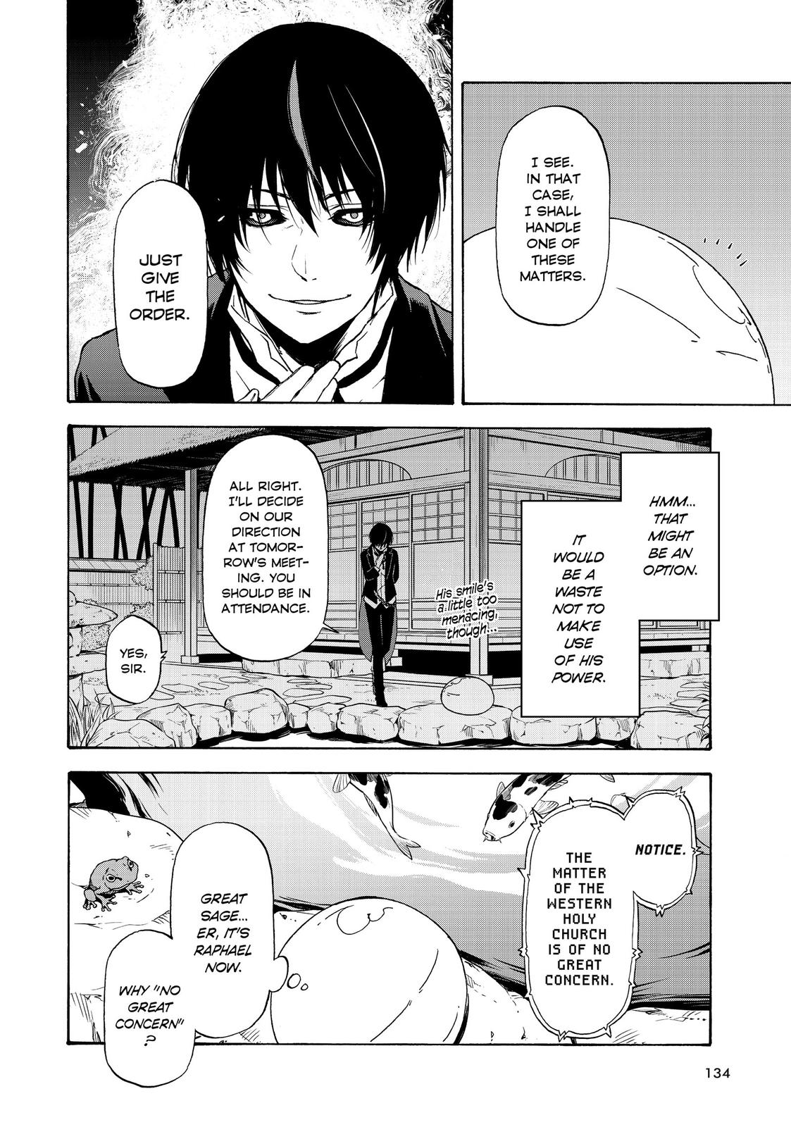 Tensei shitara Slime Datta Ken, Chapter 70 image 037