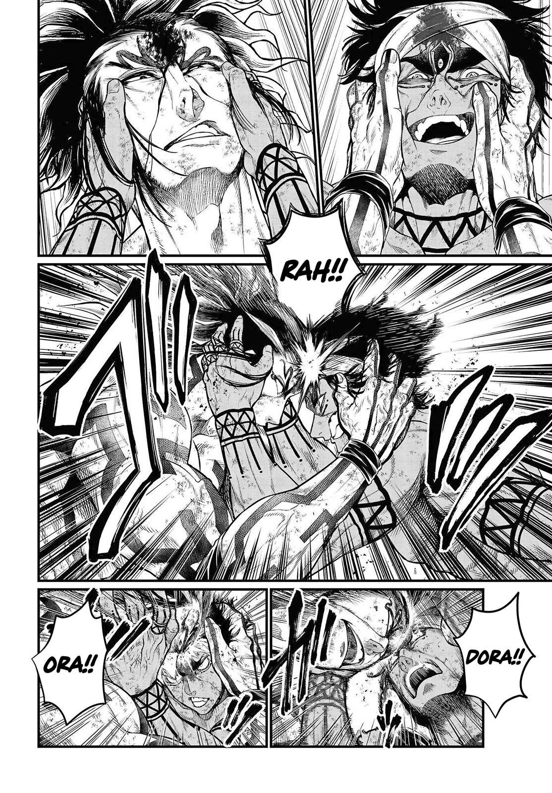 Shuumatsu no Valkyrie, Chapter 36 image 012