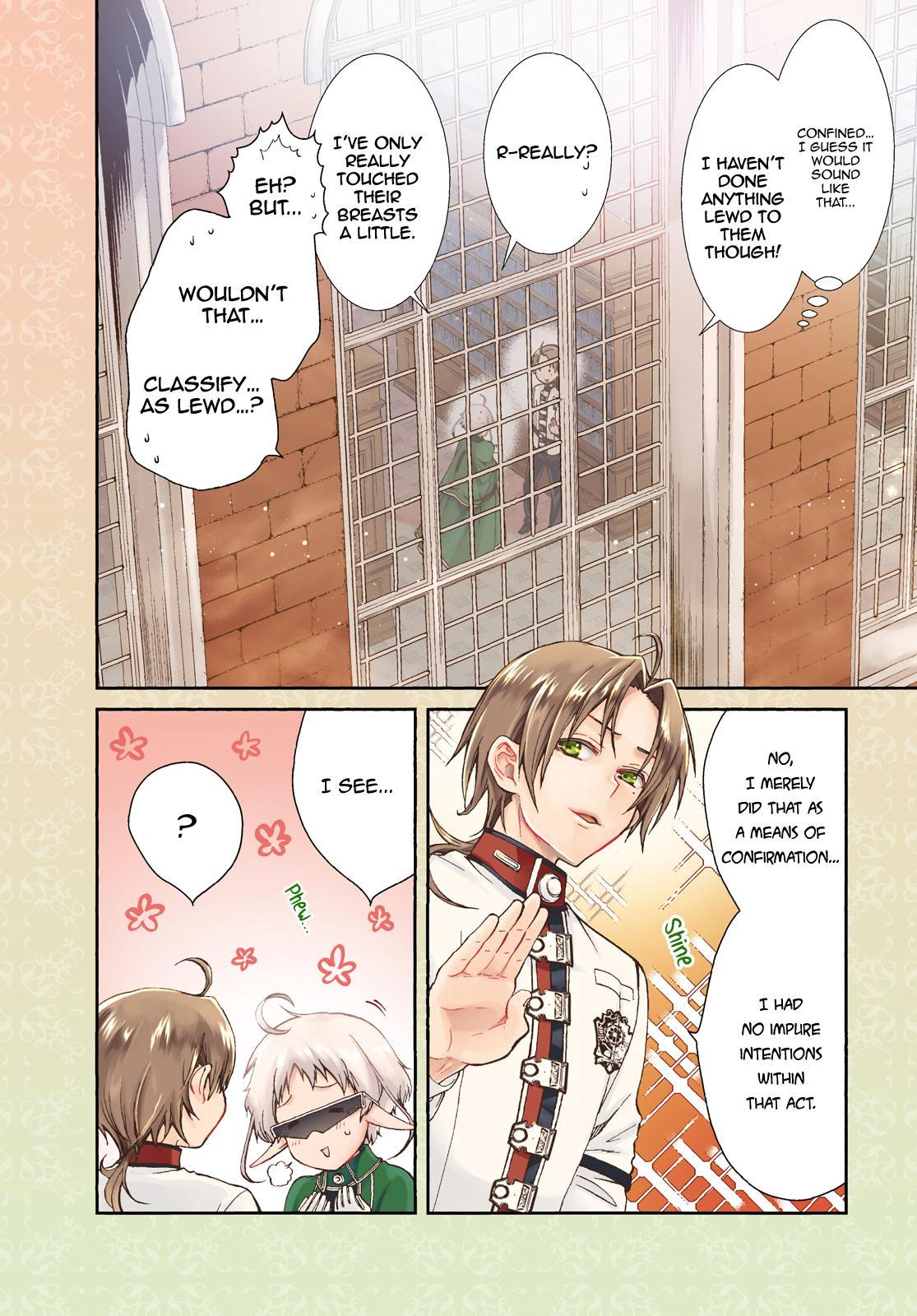 Mushoku Tensei, Chapter 61 image 003