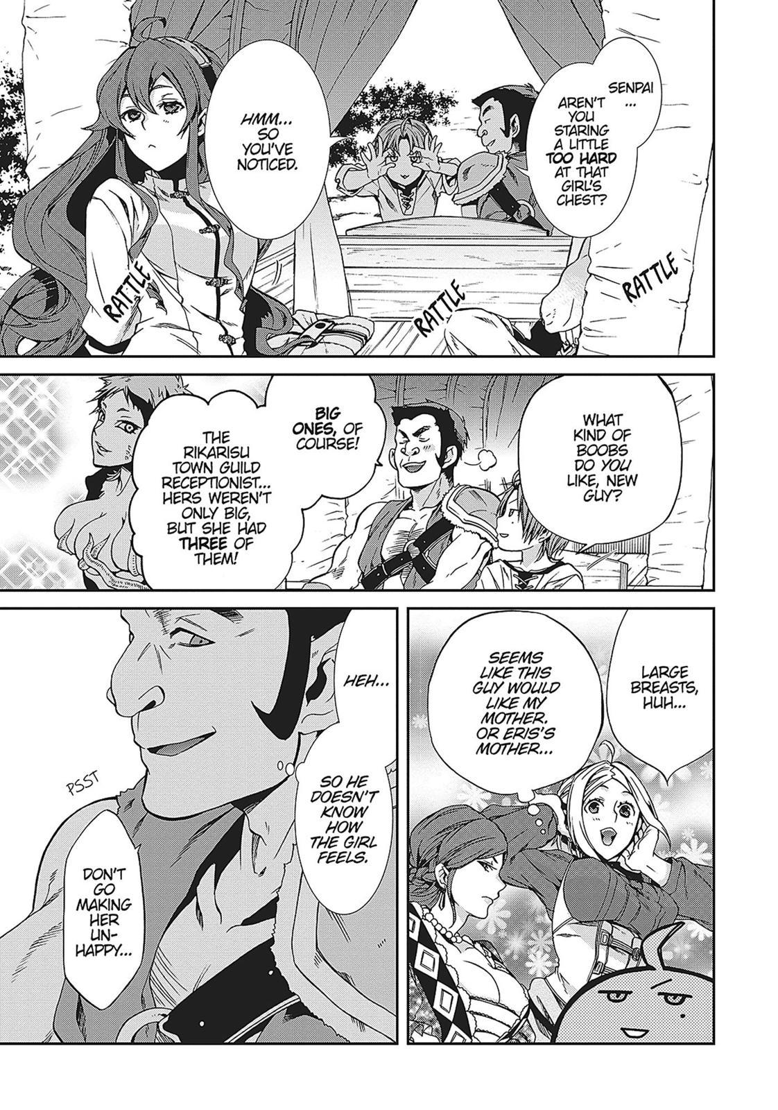 Mushoku Tensei, Chapter 33 image 012