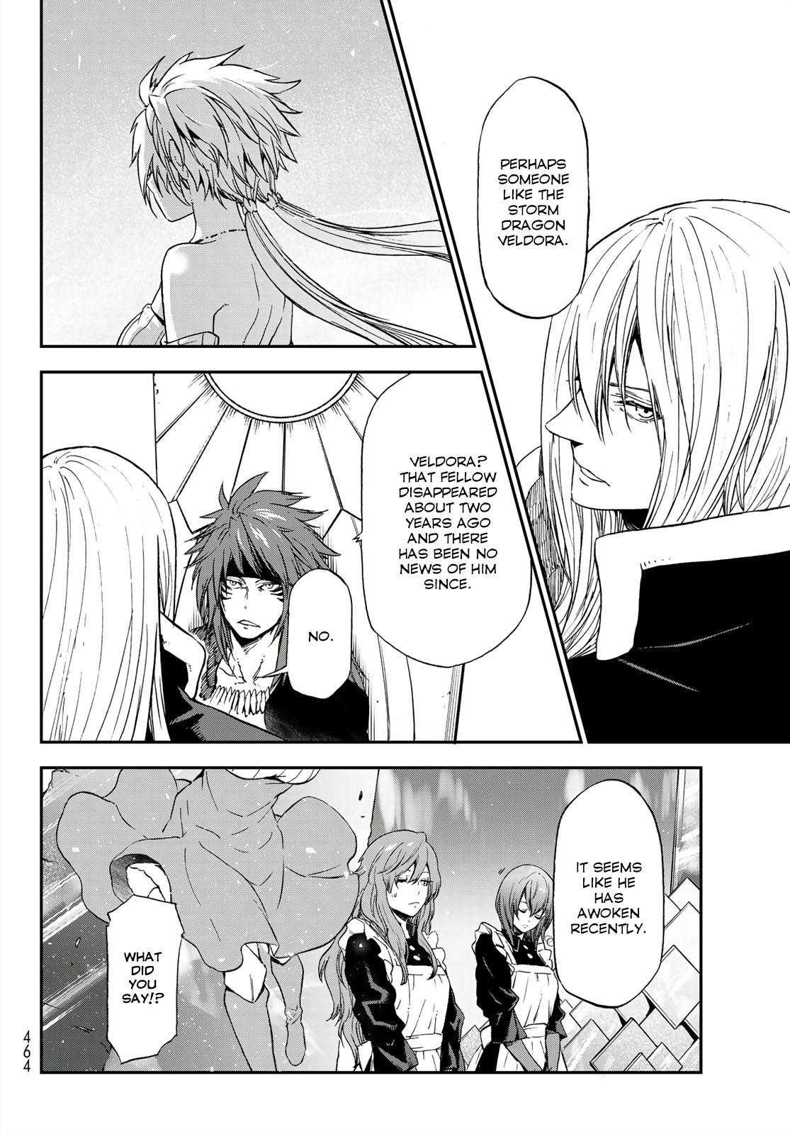 Tensei shitara Slime Datta Ken, Chapter 76 image 026