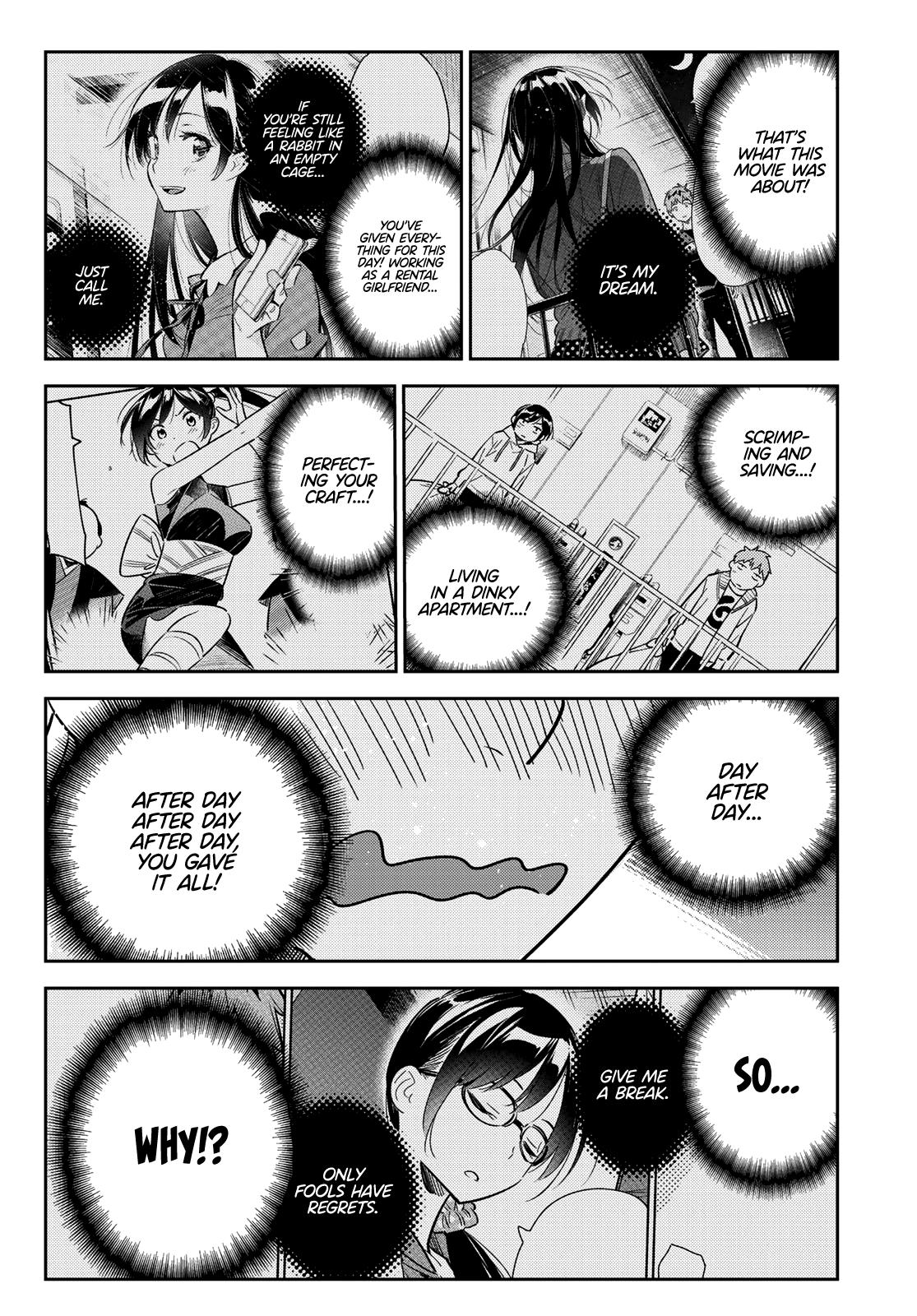 Kanojo Okarishimasu, Chapter 147 image 029