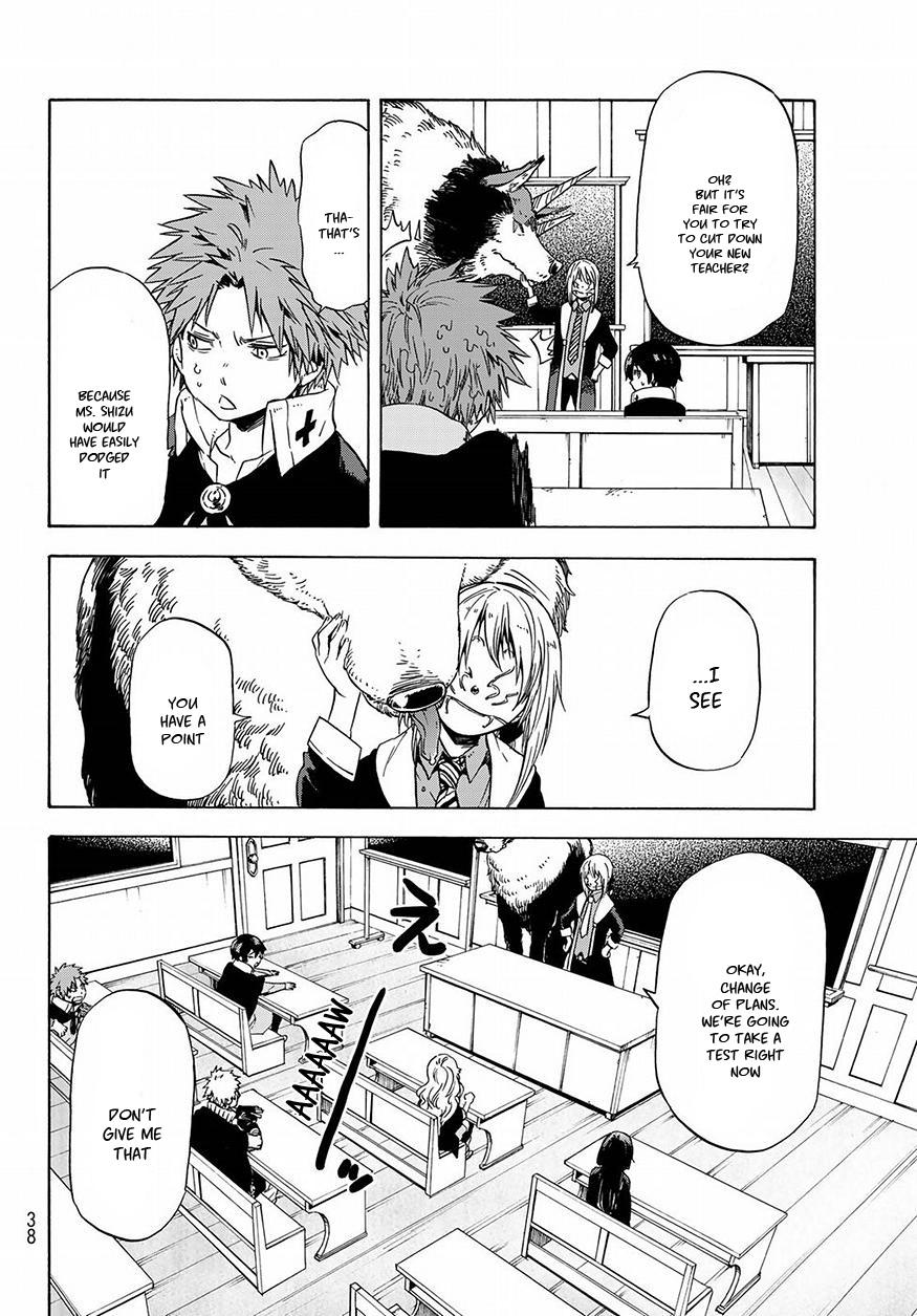 Tensei shitara Slime Datta Ken, Chapter 47 image 024