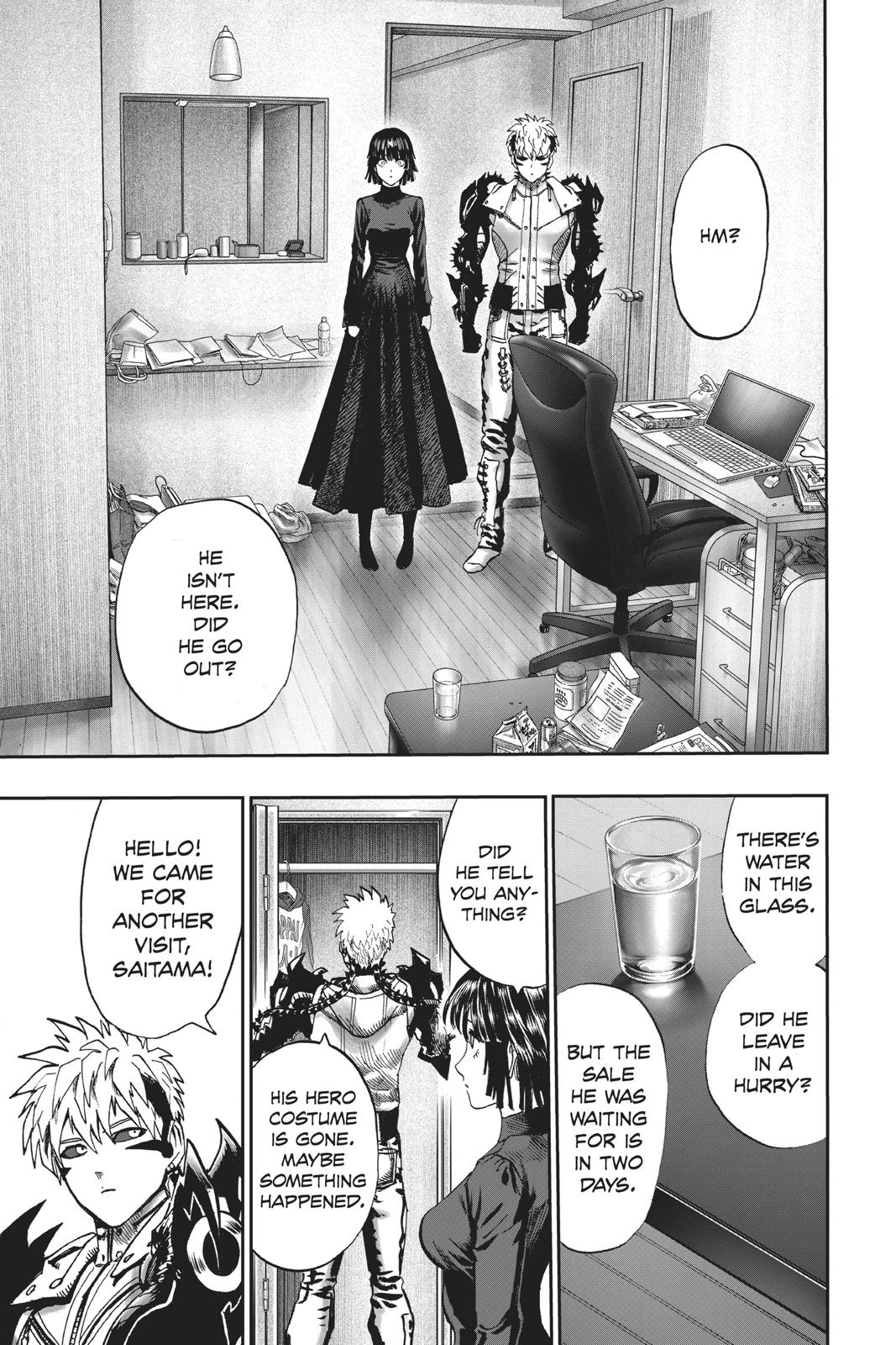 One-Punch Man, Chapter 95 image 068