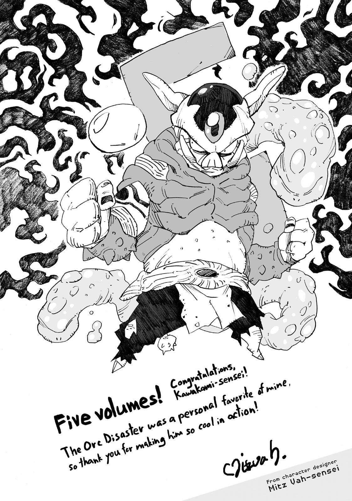Tensei shitara Slime Datta Ken, Chapter 27.5 image 026
