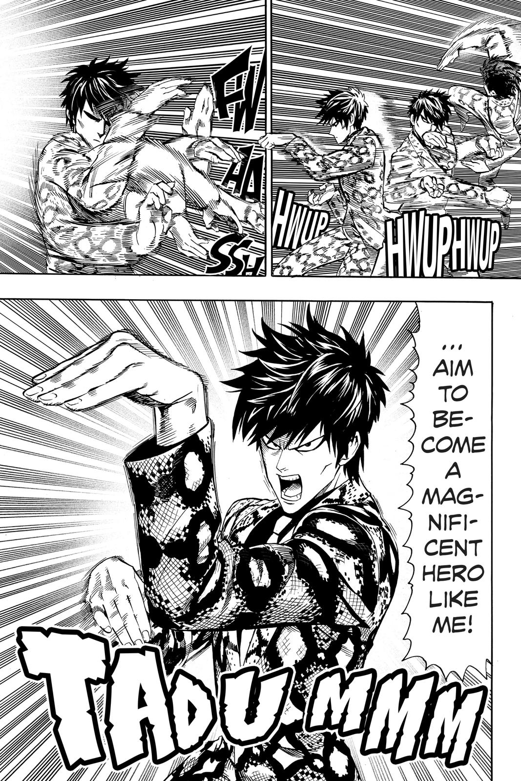 One-Punch Man, Chapter 16 image 018