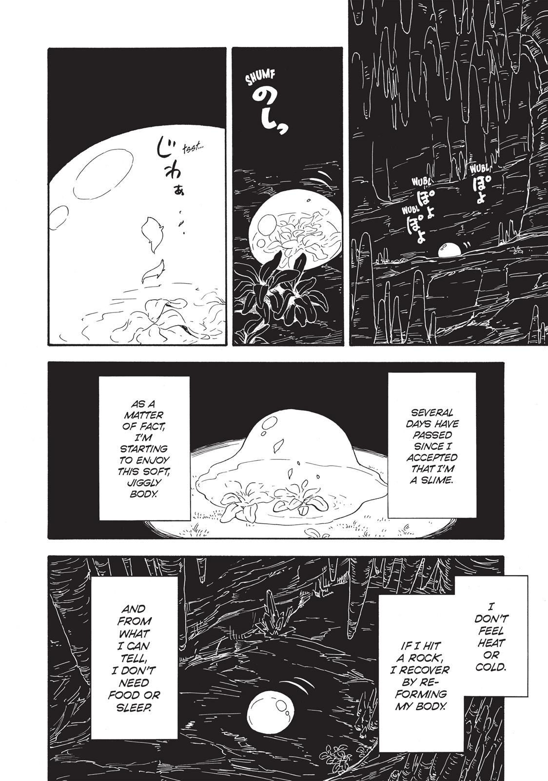 Tensei shitara Slime Datta Ken, Chapter 1 image 022