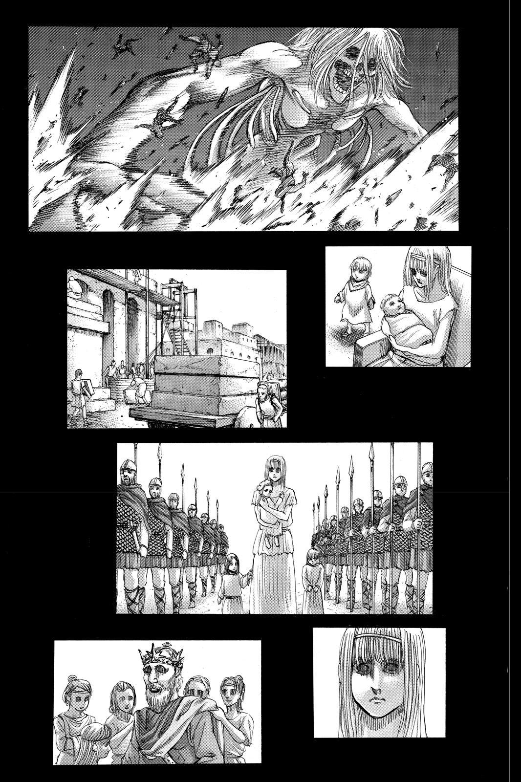 Attack On Titan, Episode 122 image 018