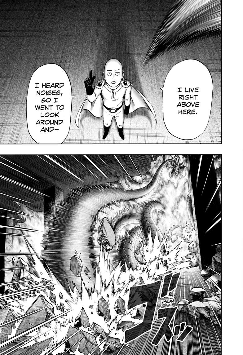 One-Punch Man, Chapter 106 image 003