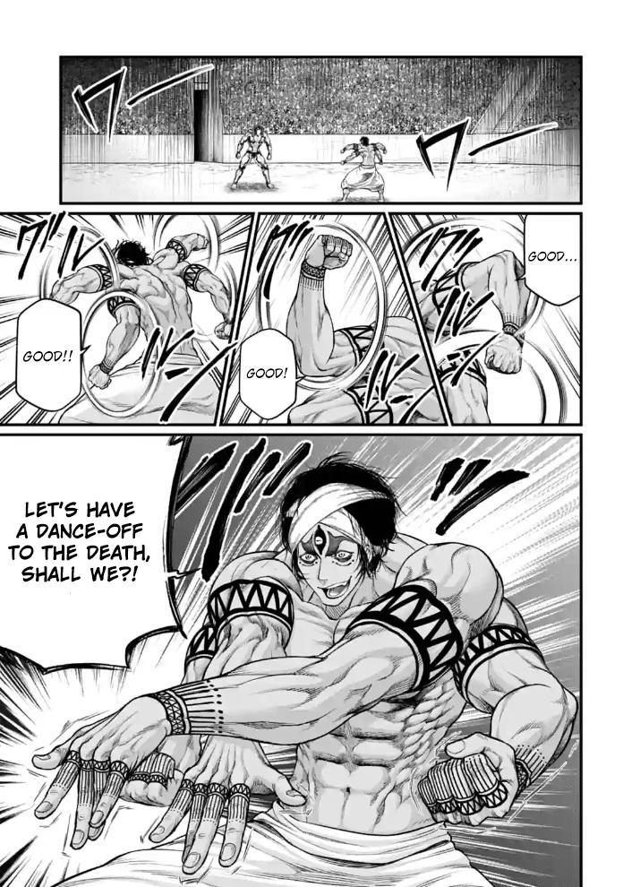 Shuumatsu no Valkyrie, Chapter 32 image 033