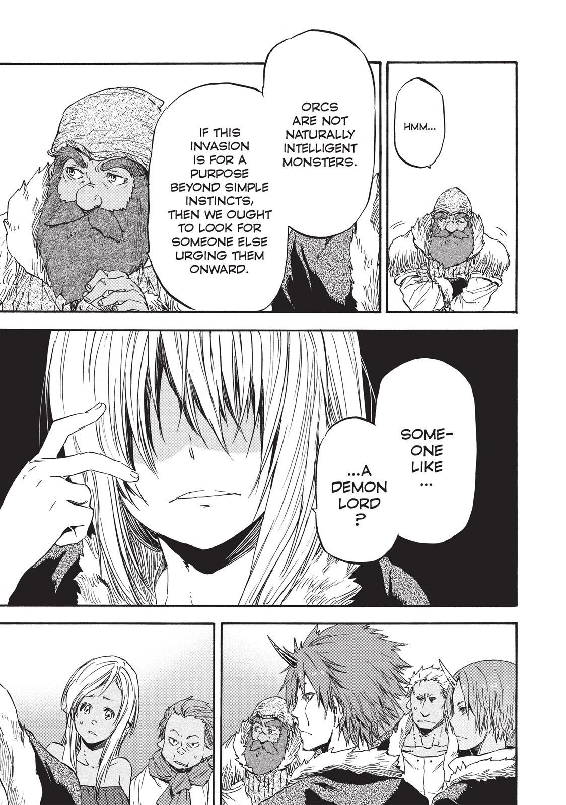 Tensei shitara Slime Datta Ken, Chapter 17 image 024