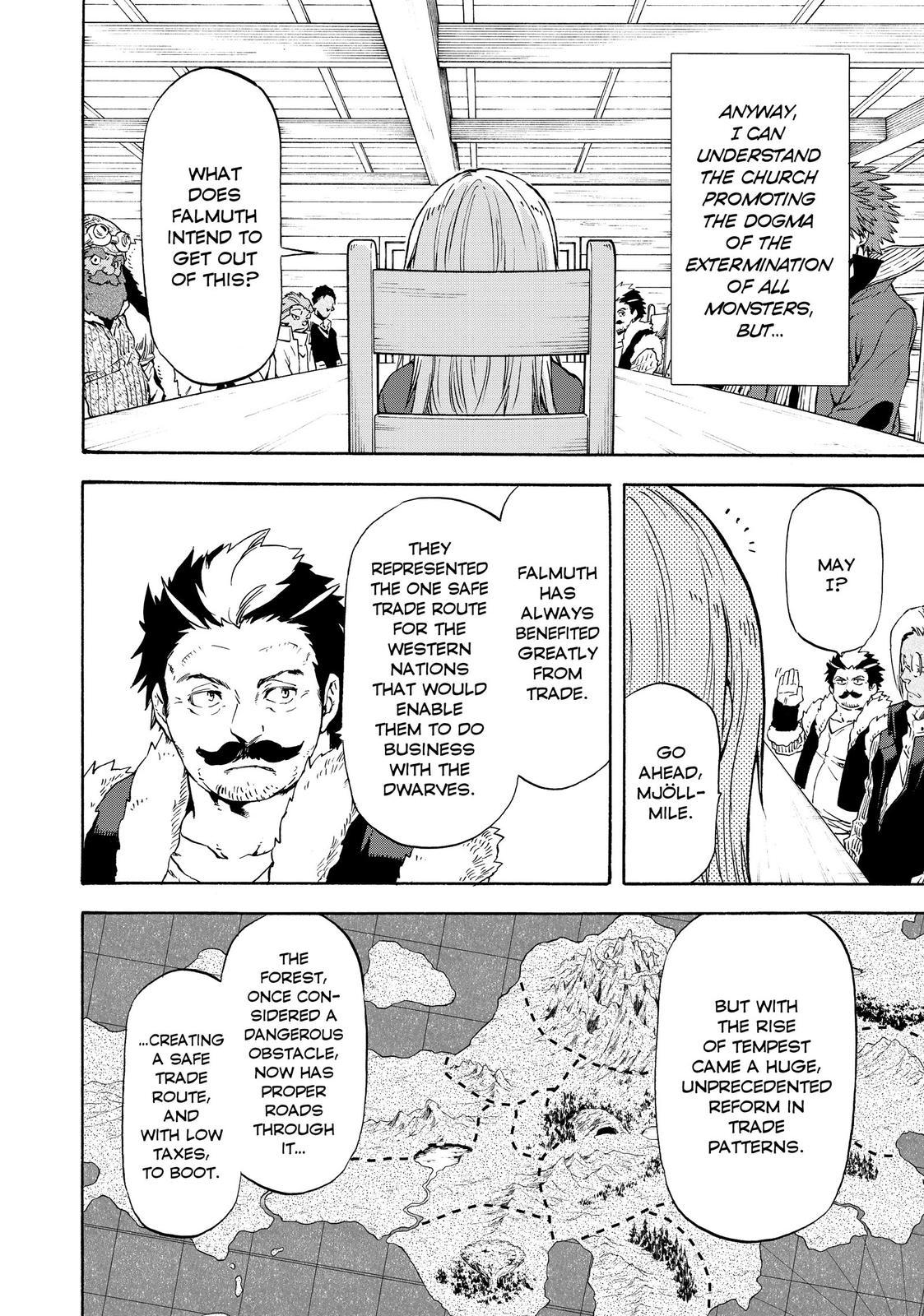 Tensei shitara Slime Datta Ken, Chapter 59 image 024