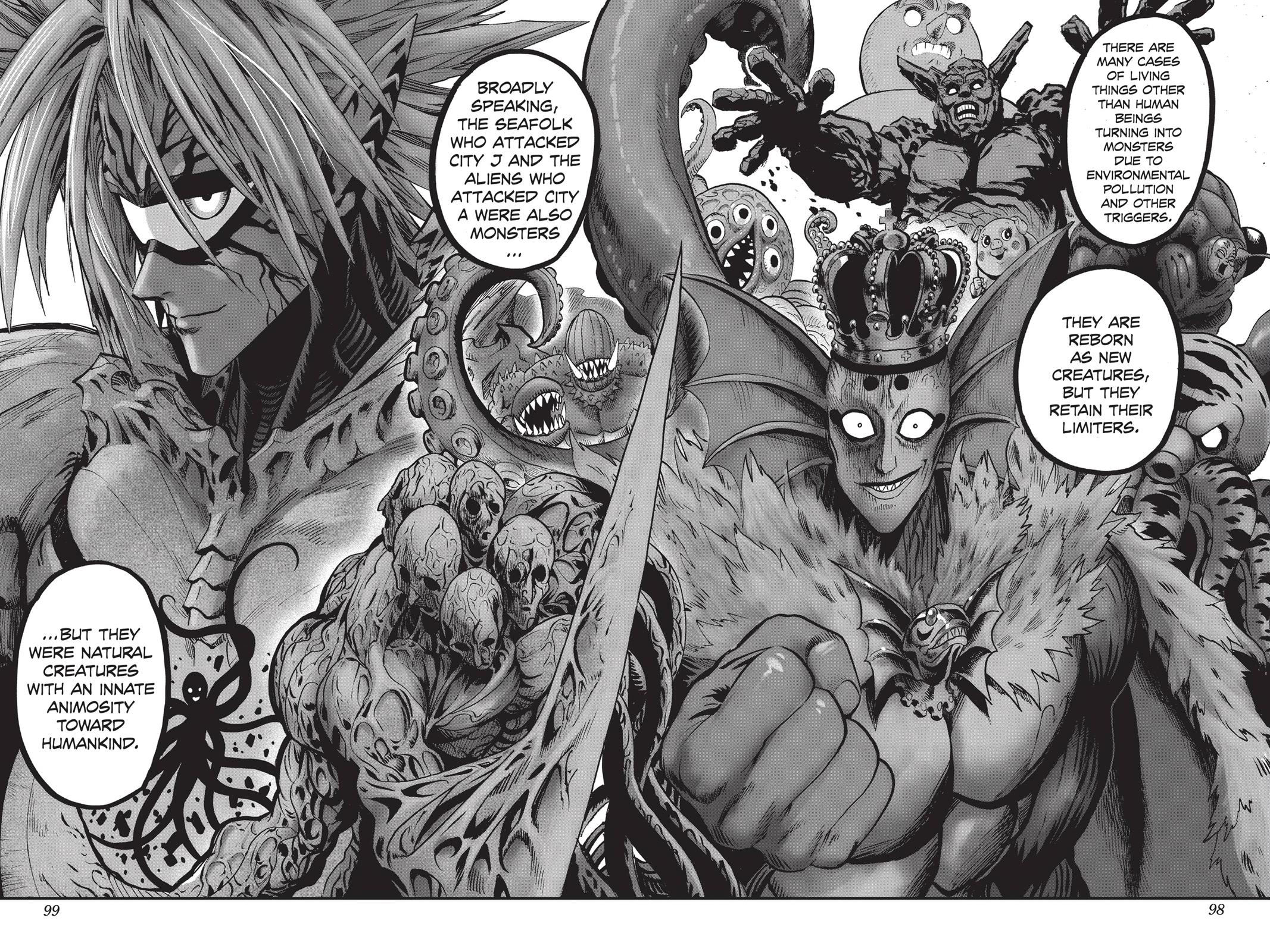 One-Punch Man, Chapter 89 image 045