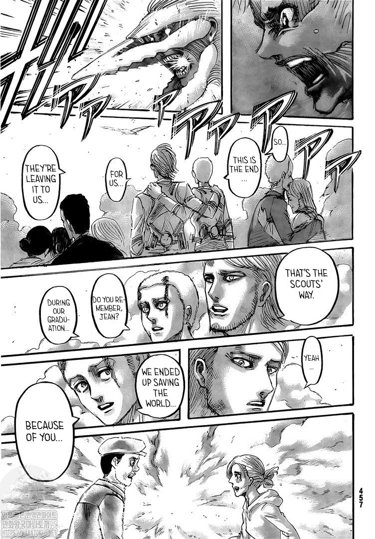 Attack On Titan, Chapter 138 image 020