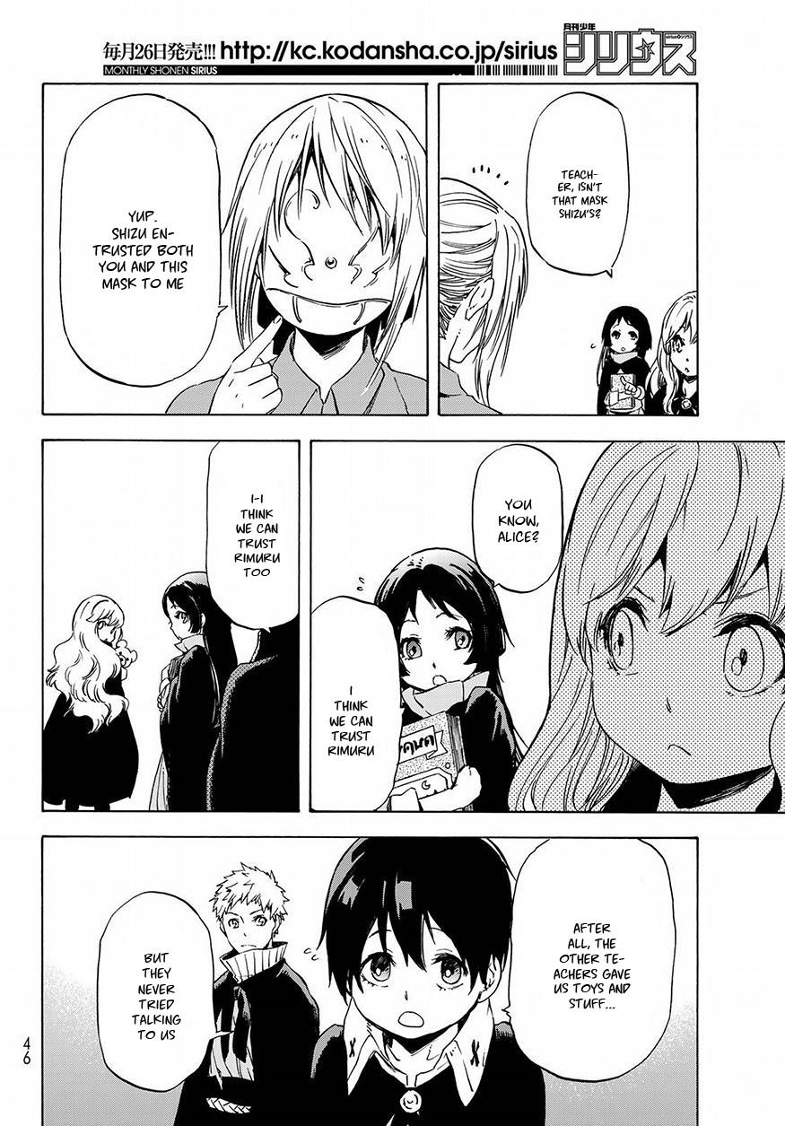 Tensei shitara Slime Datta Ken, Chapter 47 image 032