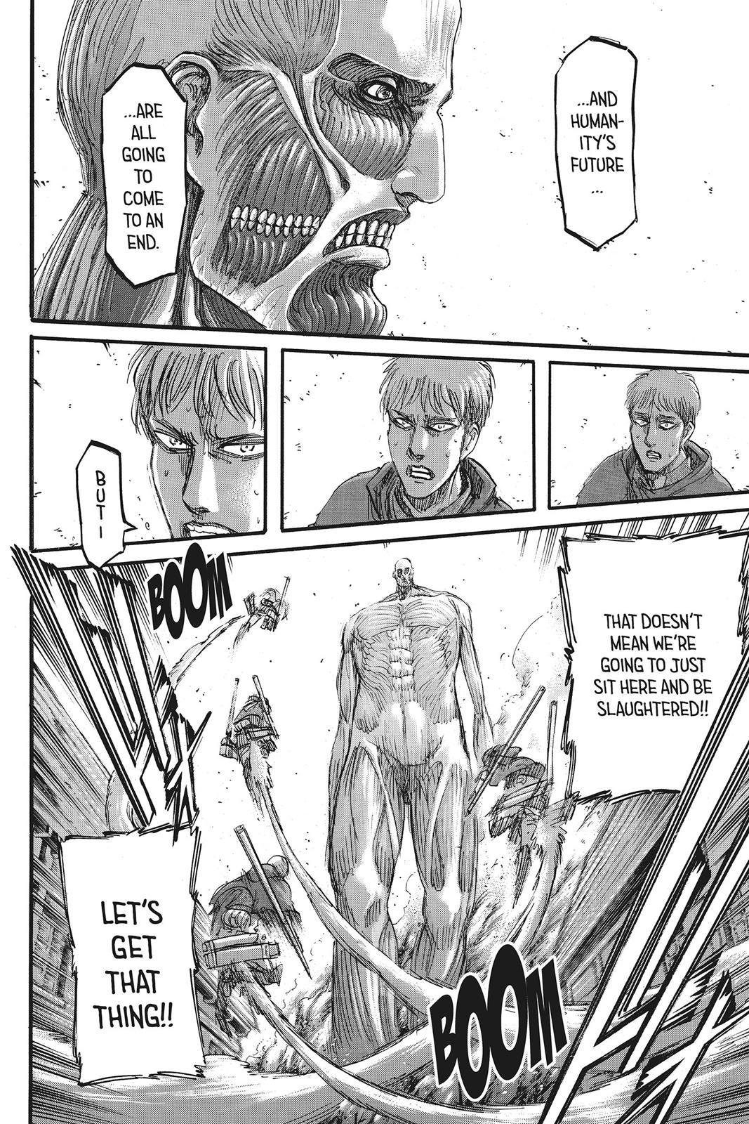 Attack On Titan, Episode 80 image 004