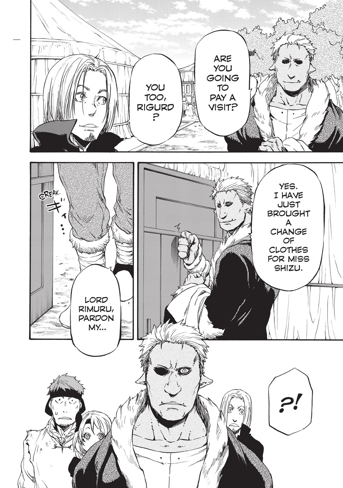 Tensei shitara Slime Datta Ken, Chapter 10 image 030