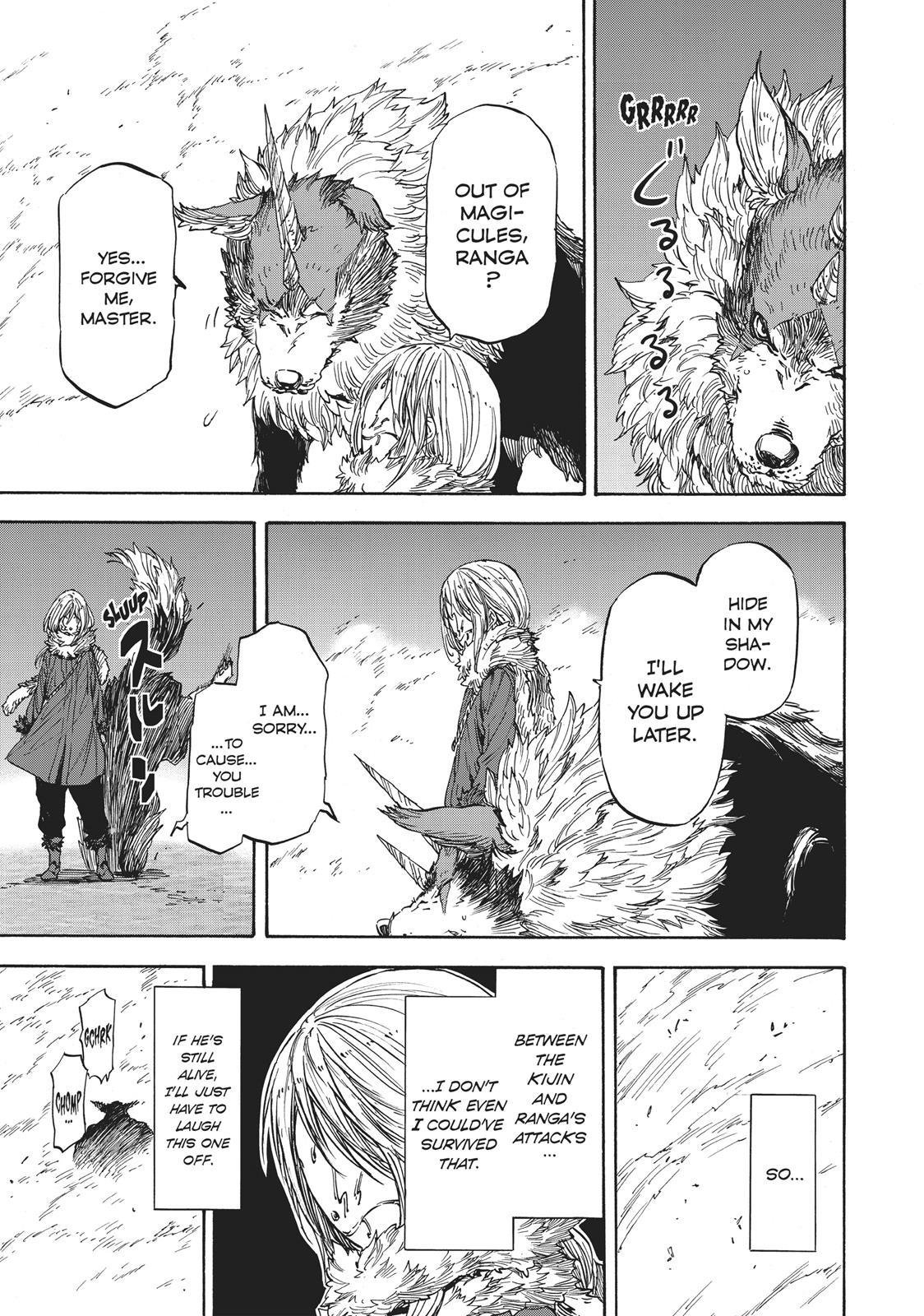 Tensei shitara Slime Datta Ken, Chapter 24 image 014