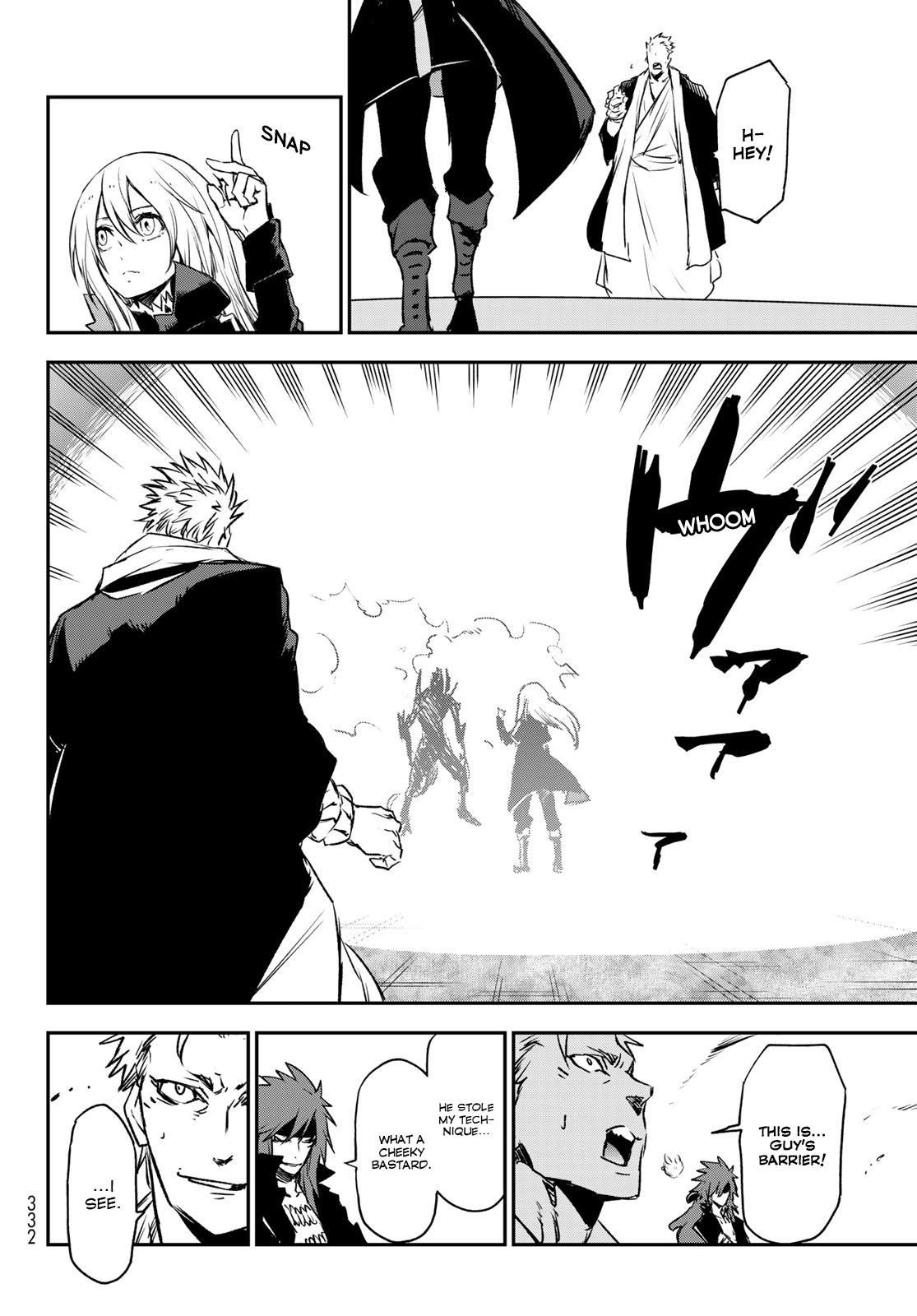 Tensei shitara Slime Datta Ken, Chapter 85 image 005