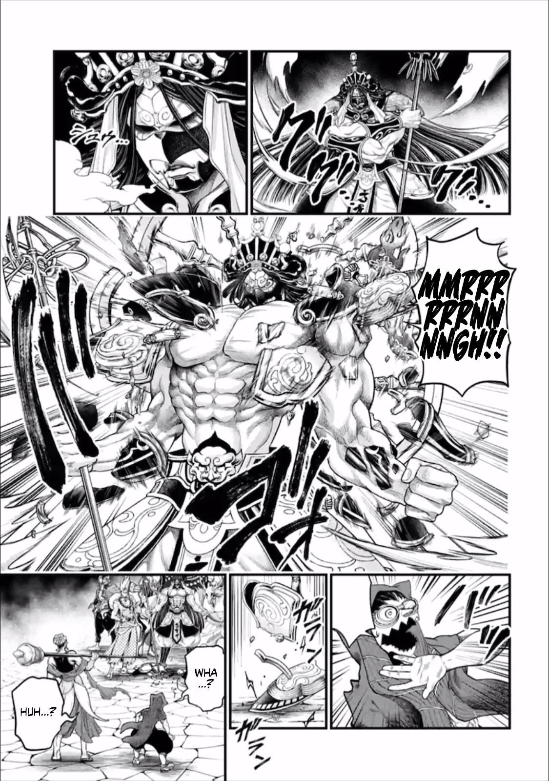 Shuumatsu no Valkyrie, Chapter 44 image 034